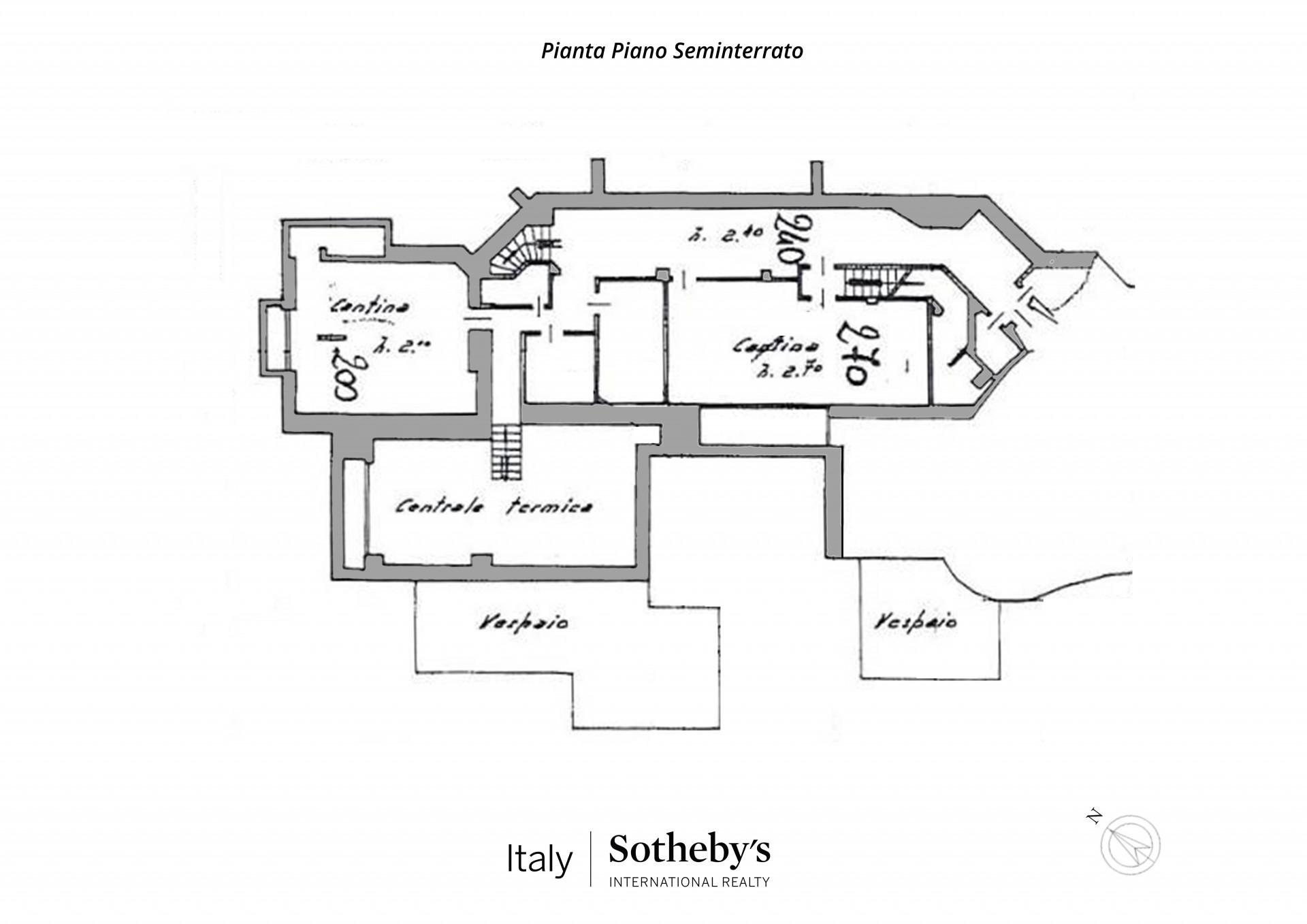 Villa in Vendita a Torino: 5 locali, 730 mq - Foto 25