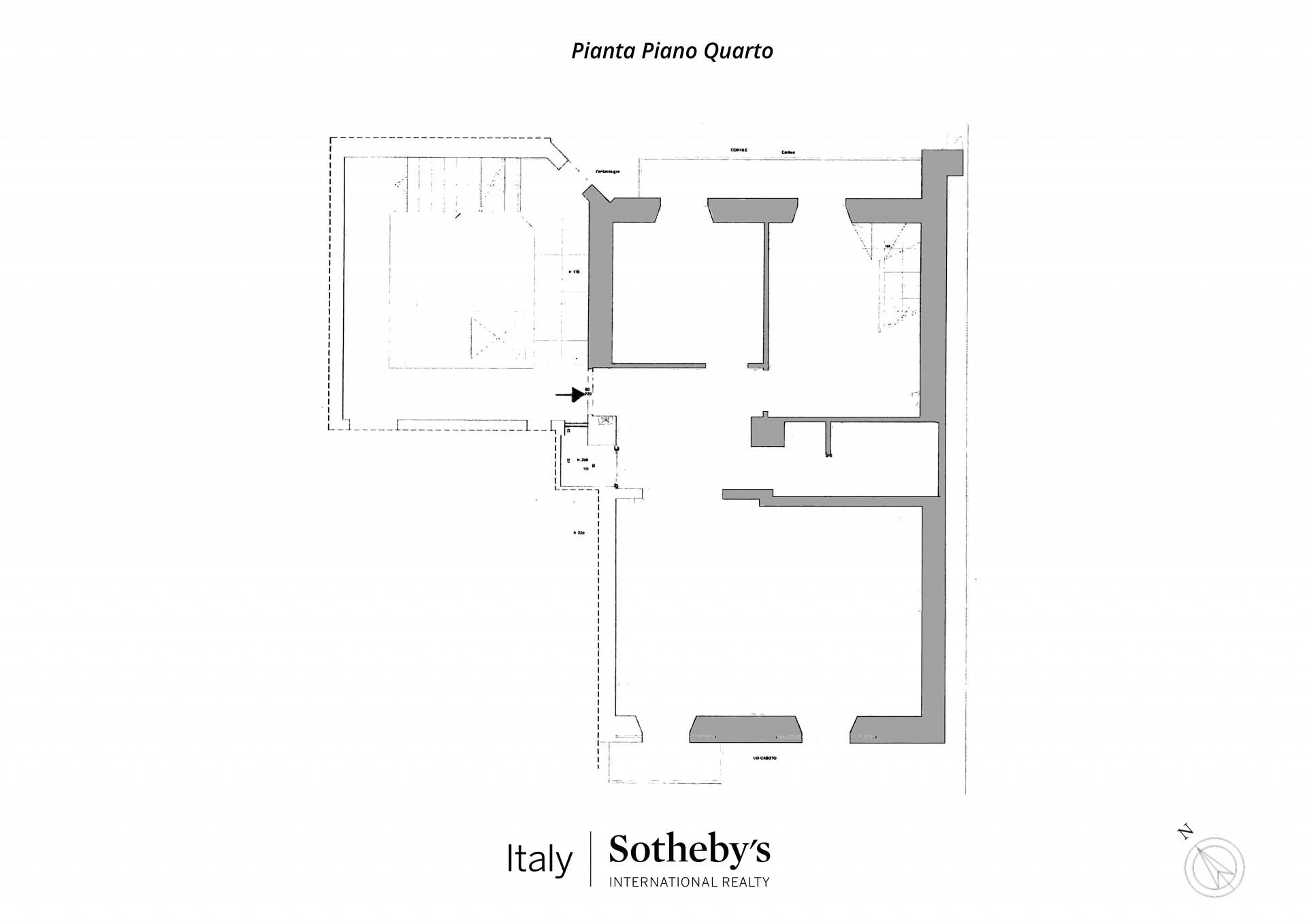 Appartamento in Vendita a Torino: 5 locali, 190 mq - Foto 21