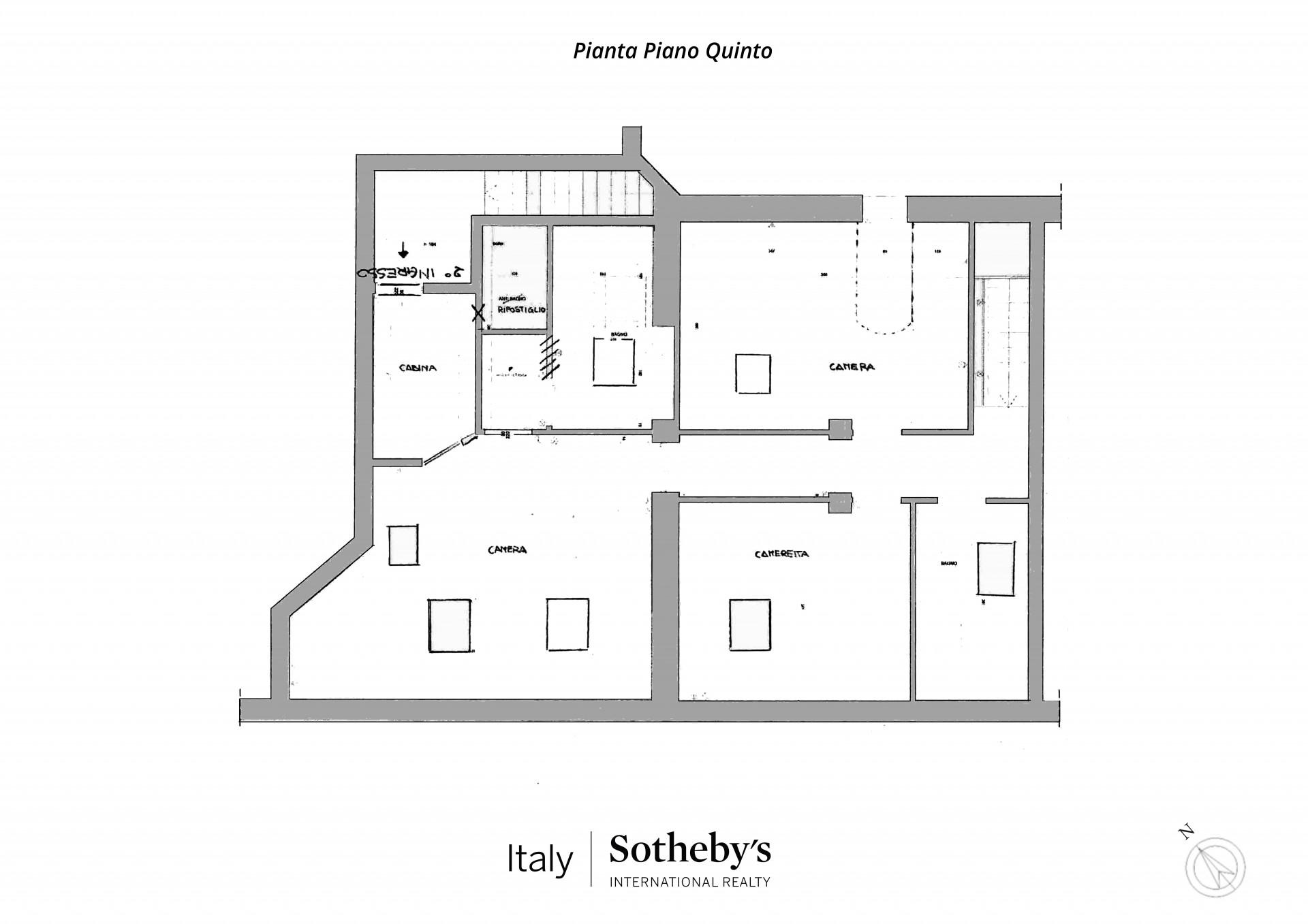 Appartamento in Vendita a Torino: 5 locali, 190 mq - Foto 22