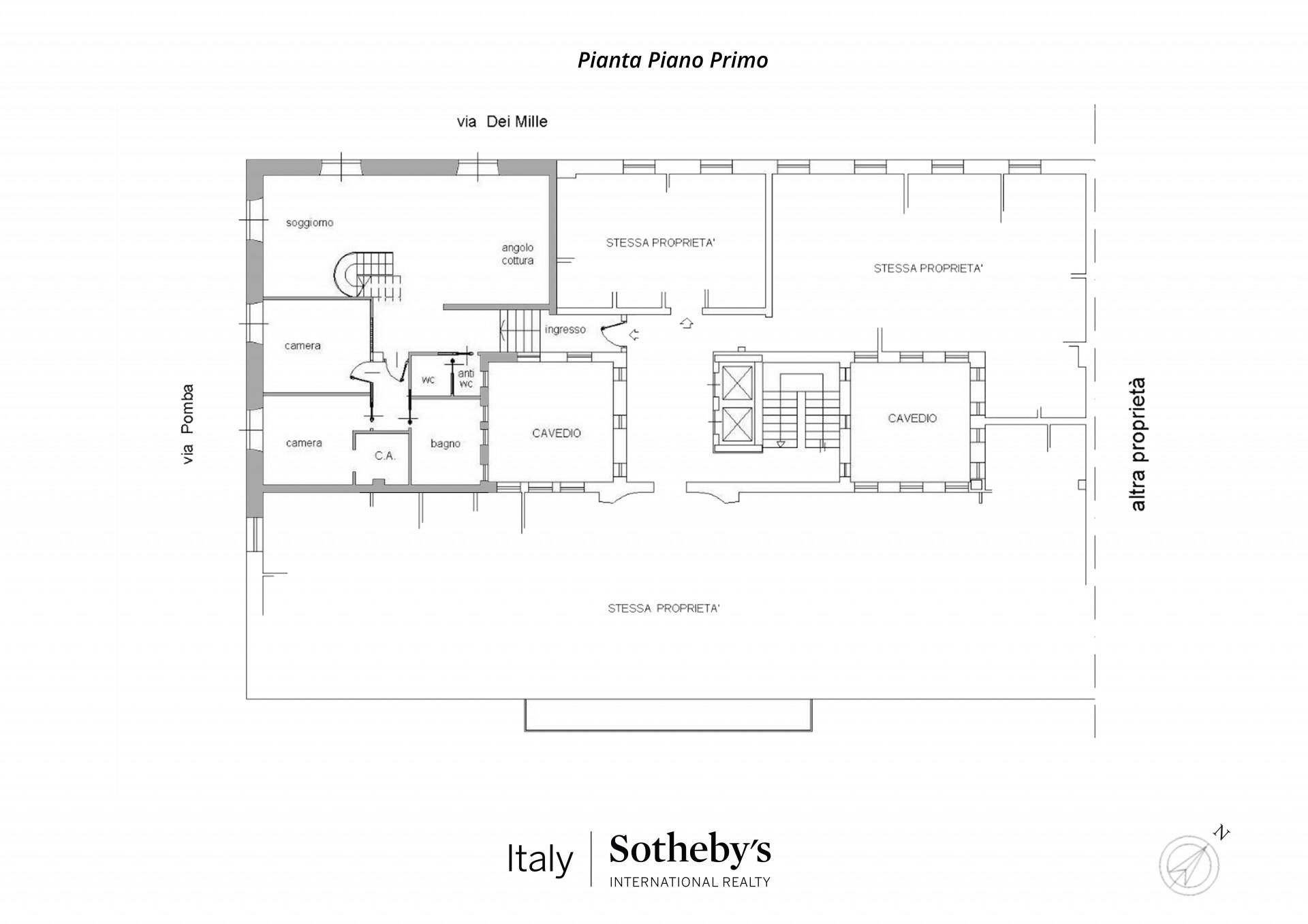 Appartamento in Vendita a Torino: 5 locali, 200 mq - Foto 21