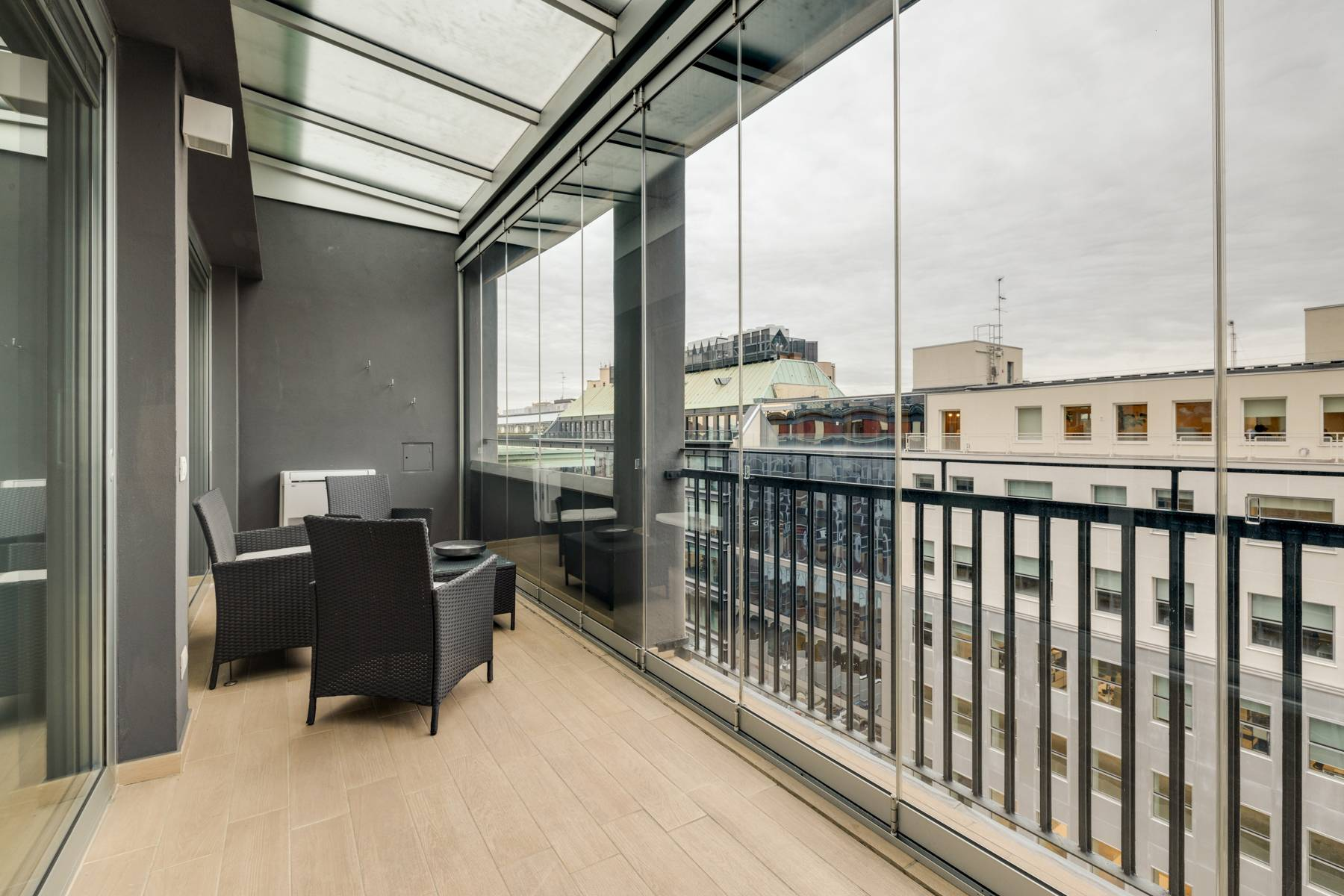 Ufficio-studio in Affitto a Milano corso europa