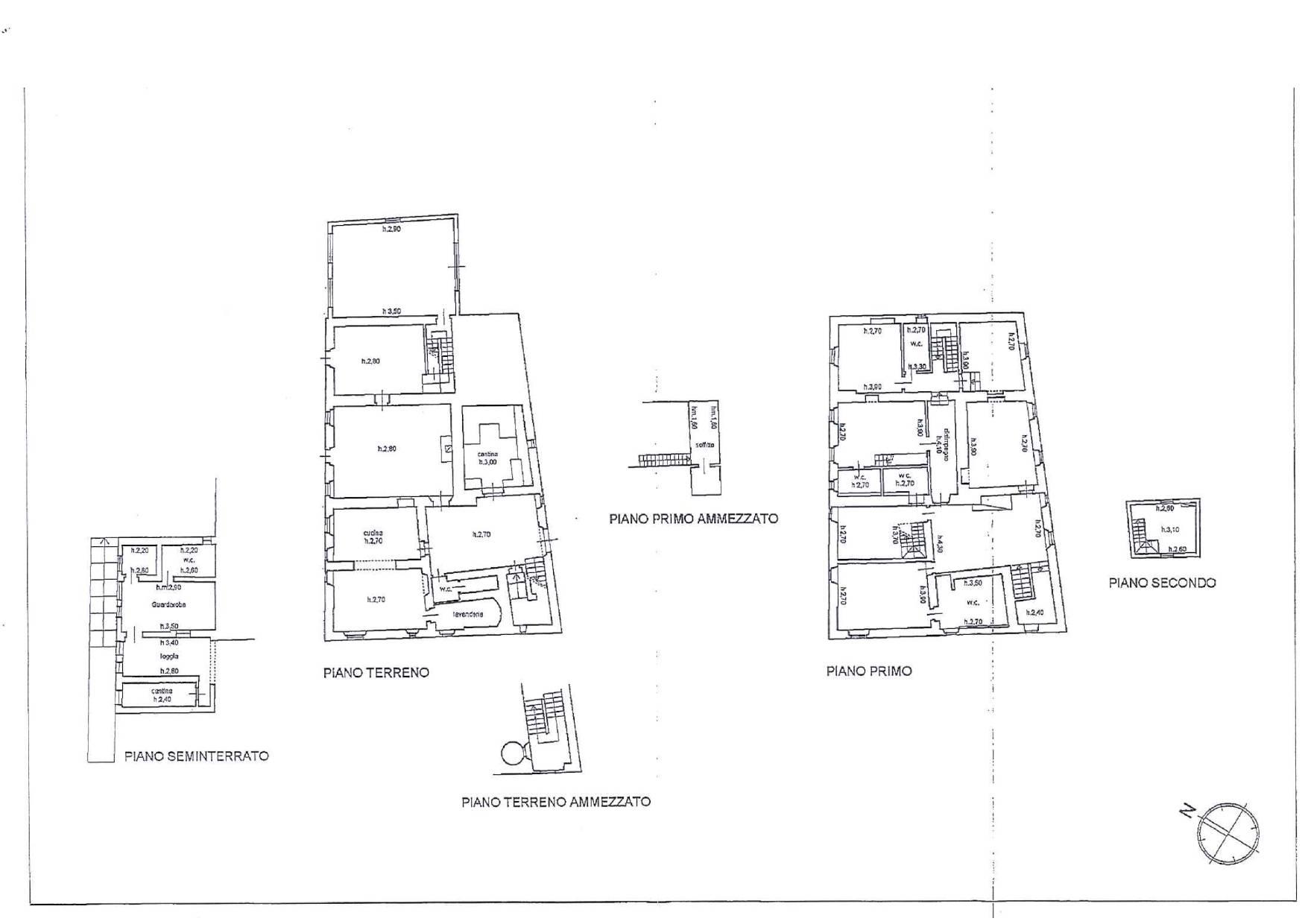 Villa in Vendita a Rignano Sull'Arno: 5 locali, 550 mq - Foto 30