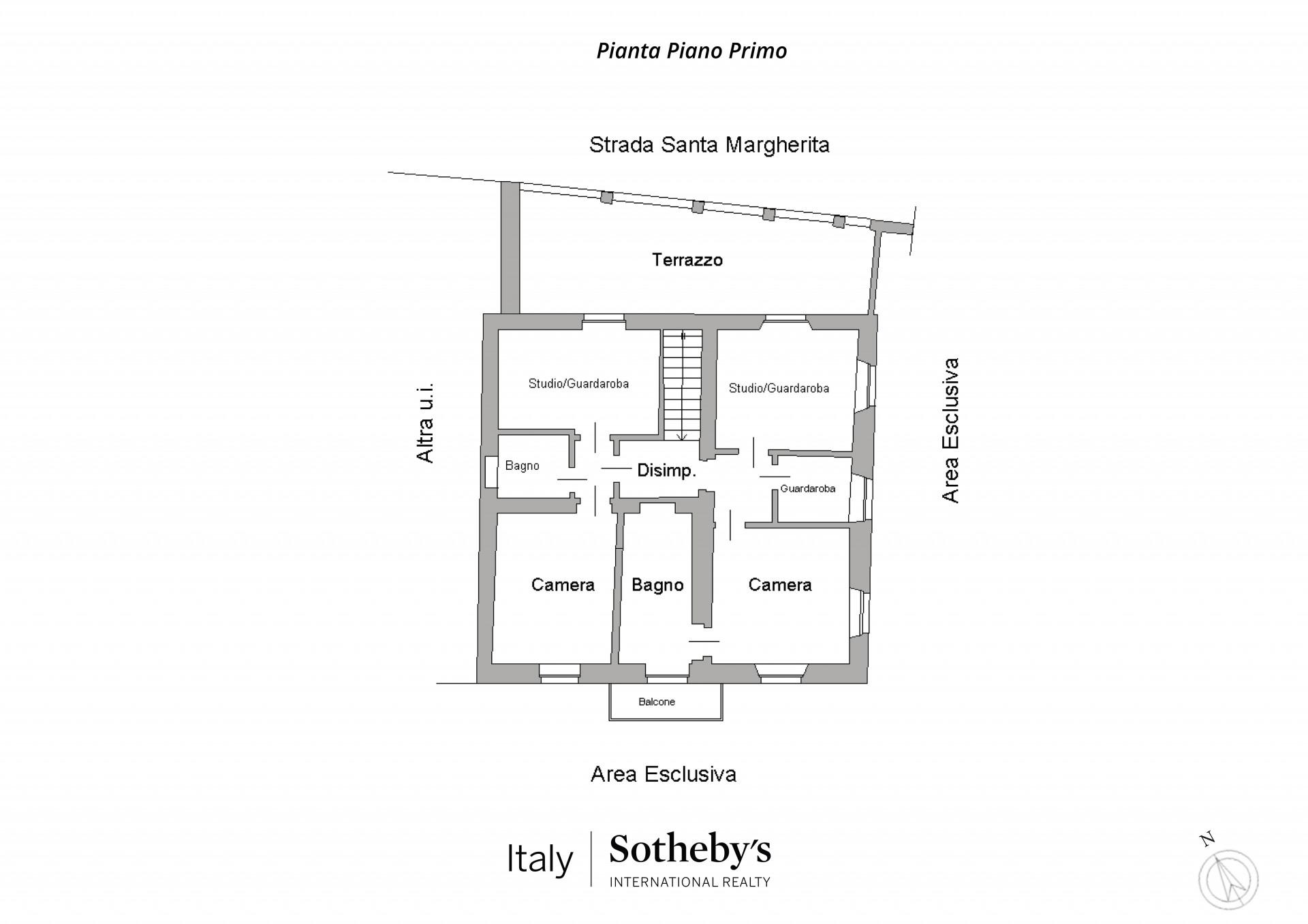 Casa indipendente in Vendita a Torino: 5 locali, 270 mq - Foto 23