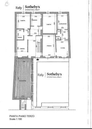 Appartamento in Vendita a Milano: 5 locali, 300 mq - Foto 28
