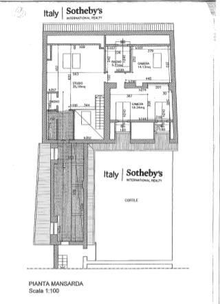 Appartamento in Vendita a Milano: 5 locali, 300 mq - Foto 29