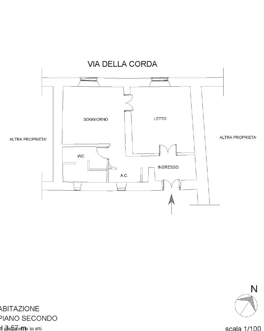Appartamento in Affitto a Roma: 2 locali, 67 mq - Foto 20