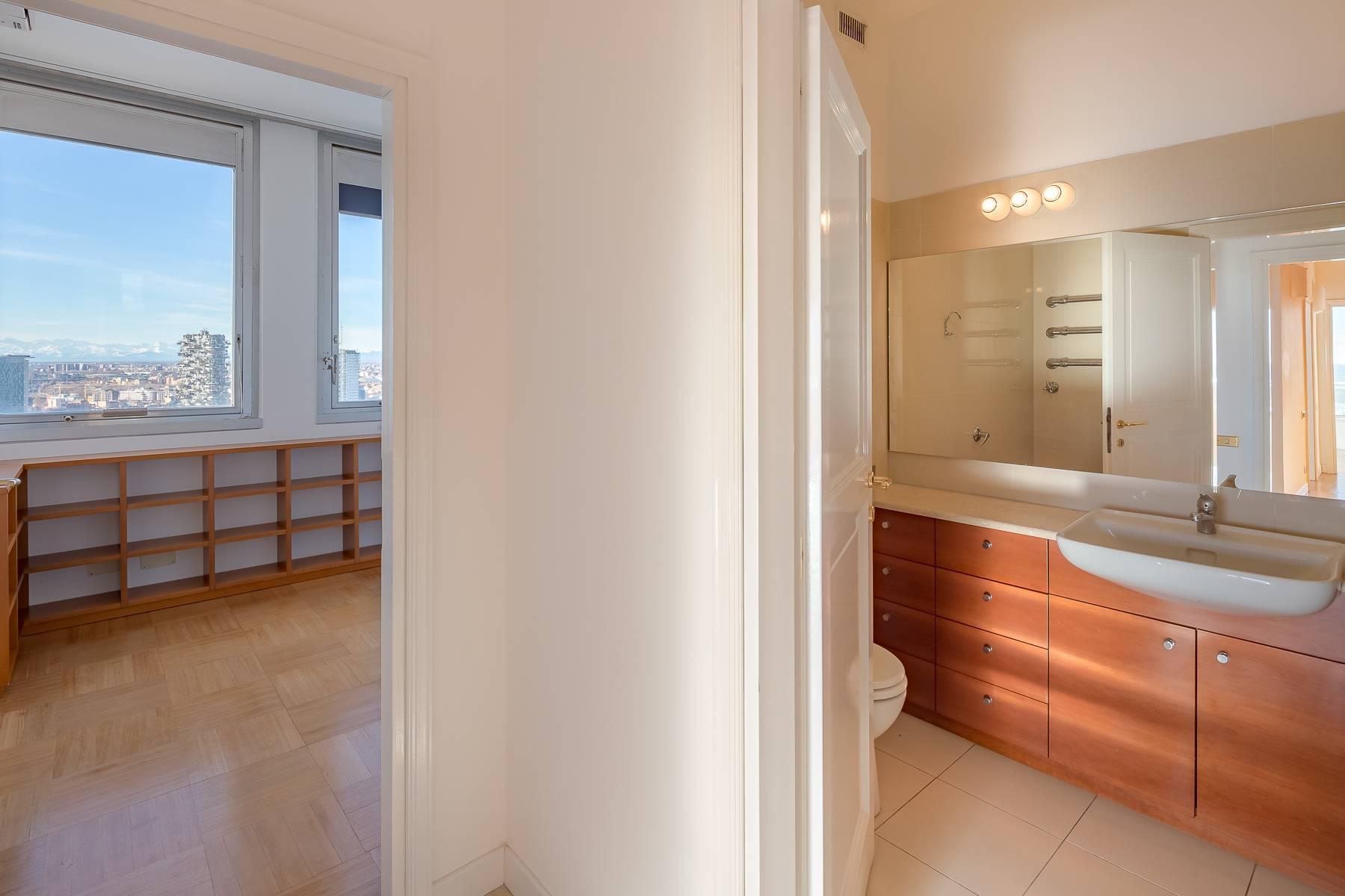 Appartamento in Affitto a Milano: 5 locali, 320 mq - Foto 28