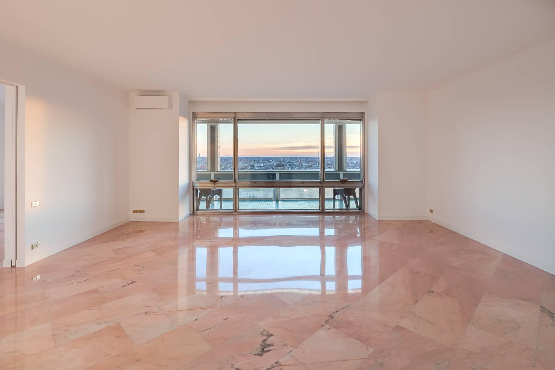 Appartamento in Affitto a Milano via vittor pisani