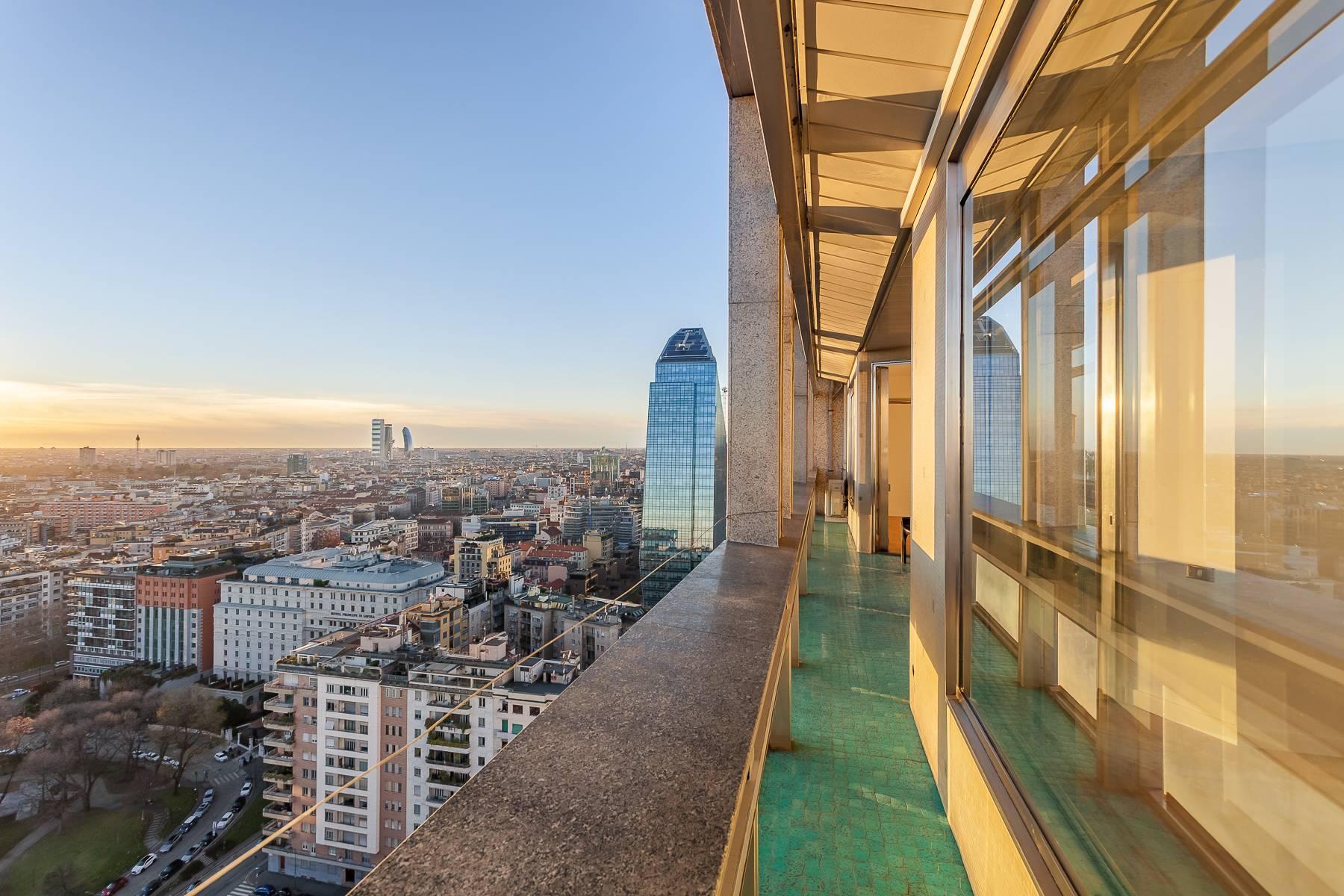 Appartamento in Affitto a Milano: 5 locali, 320 mq - Foto 10