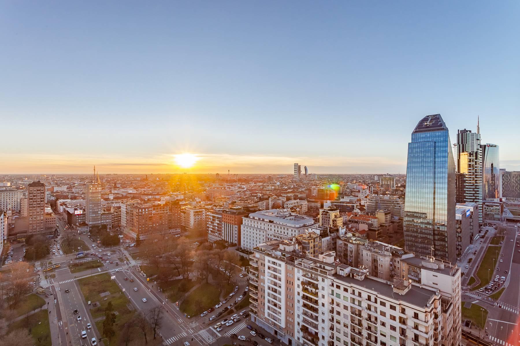 Appartamento in Affitto a Milano: 5 locali, 320 mq - Foto 12