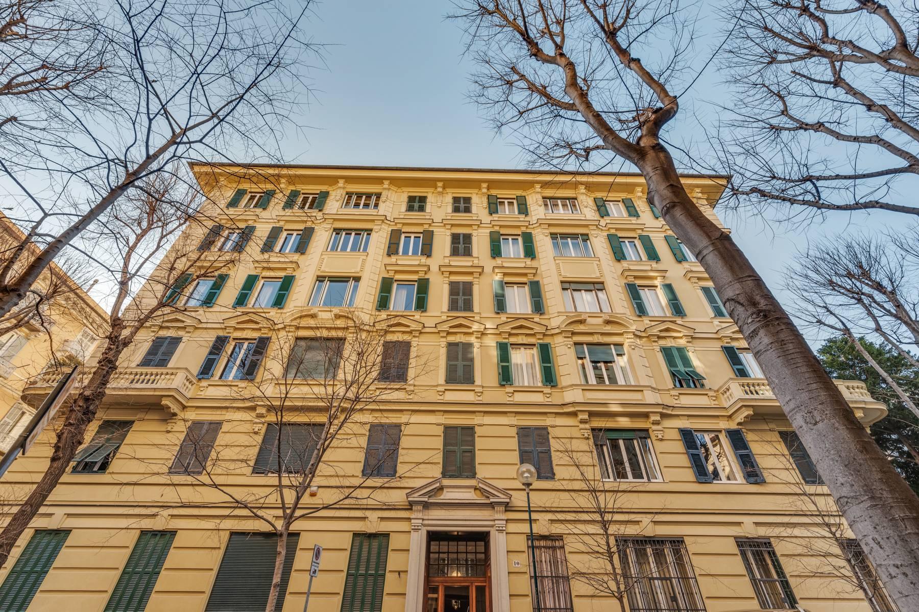 Appartamento in Vendita a Genova via jacopo ruffini