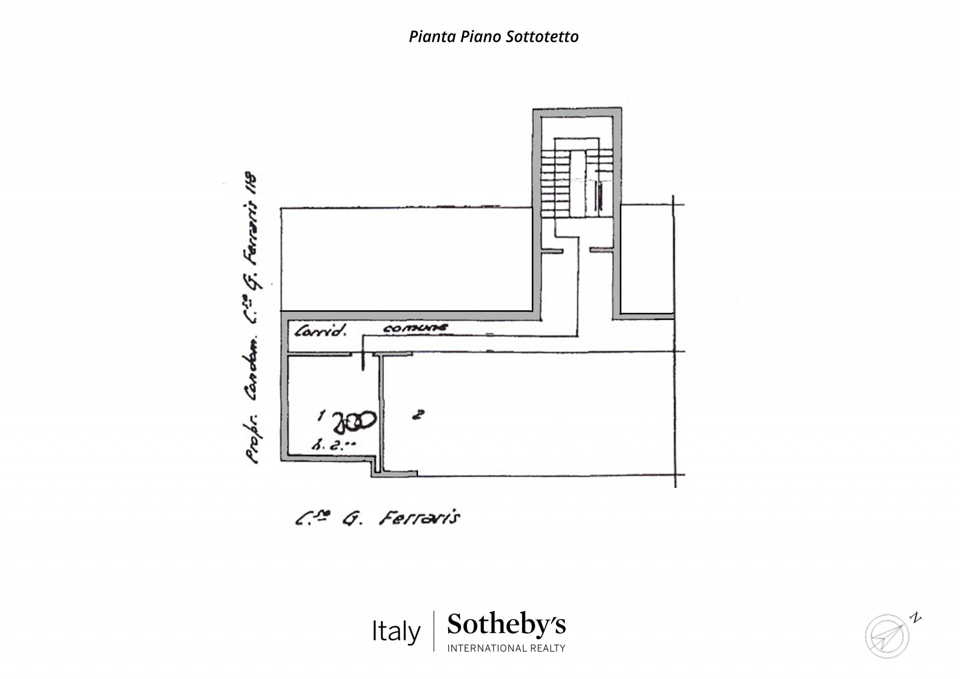 Ufficio-studio in Vendita a Torino: 3 locali, 140 mq - Foto 19