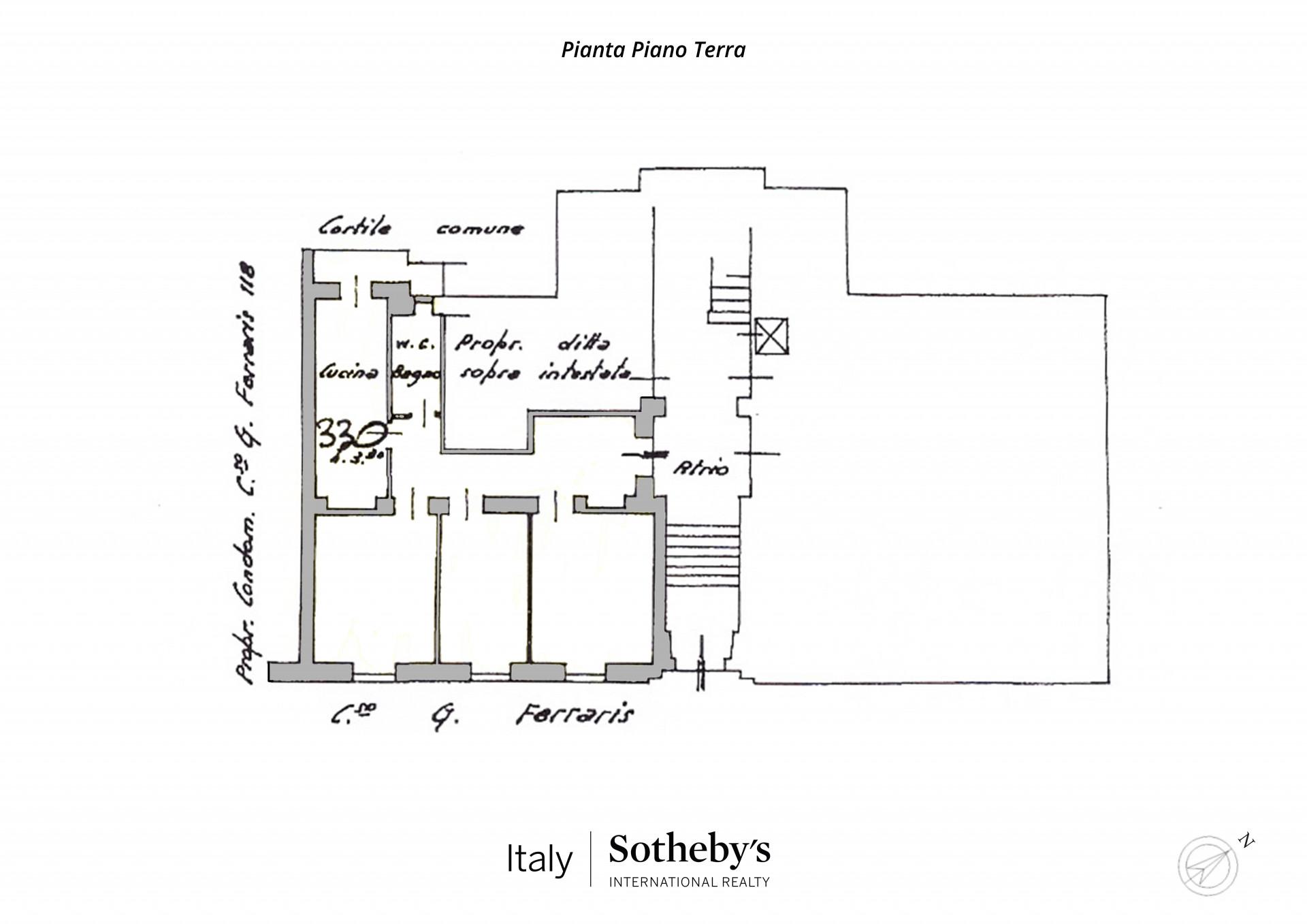 Ufficio-studio in Vendita a Torino: 3 locali, 140 mq - Foto 17