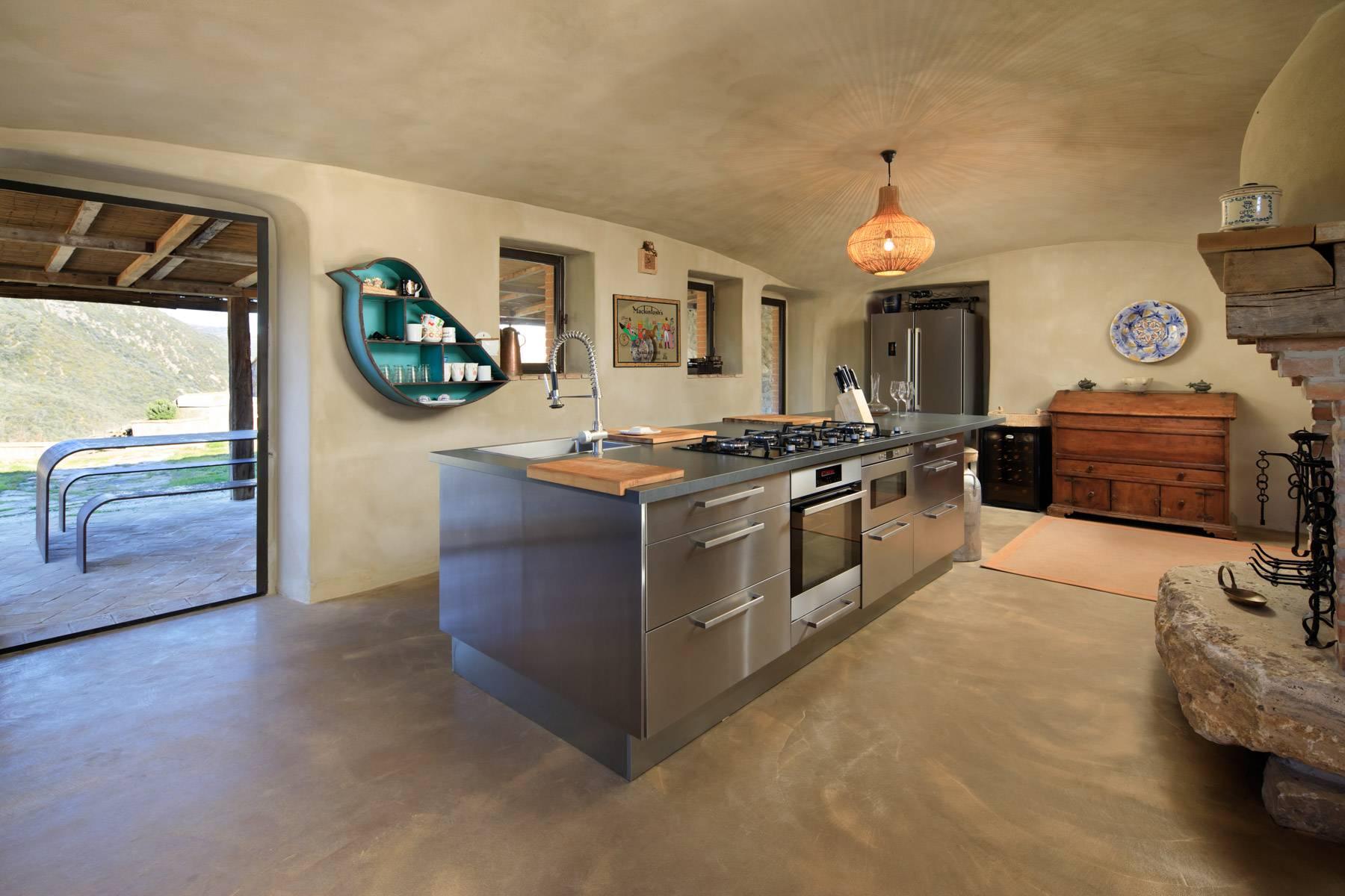 Rustico in Vendita a Castiglione D'Orcia: 5 locali, 716 mq - Foto 15