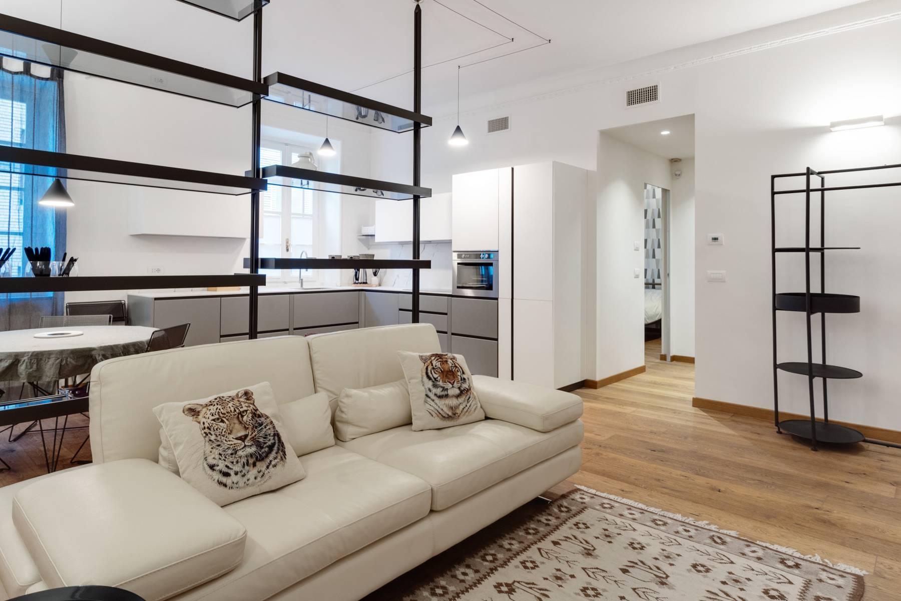 Appartamento in Affitto a Torino via cavour