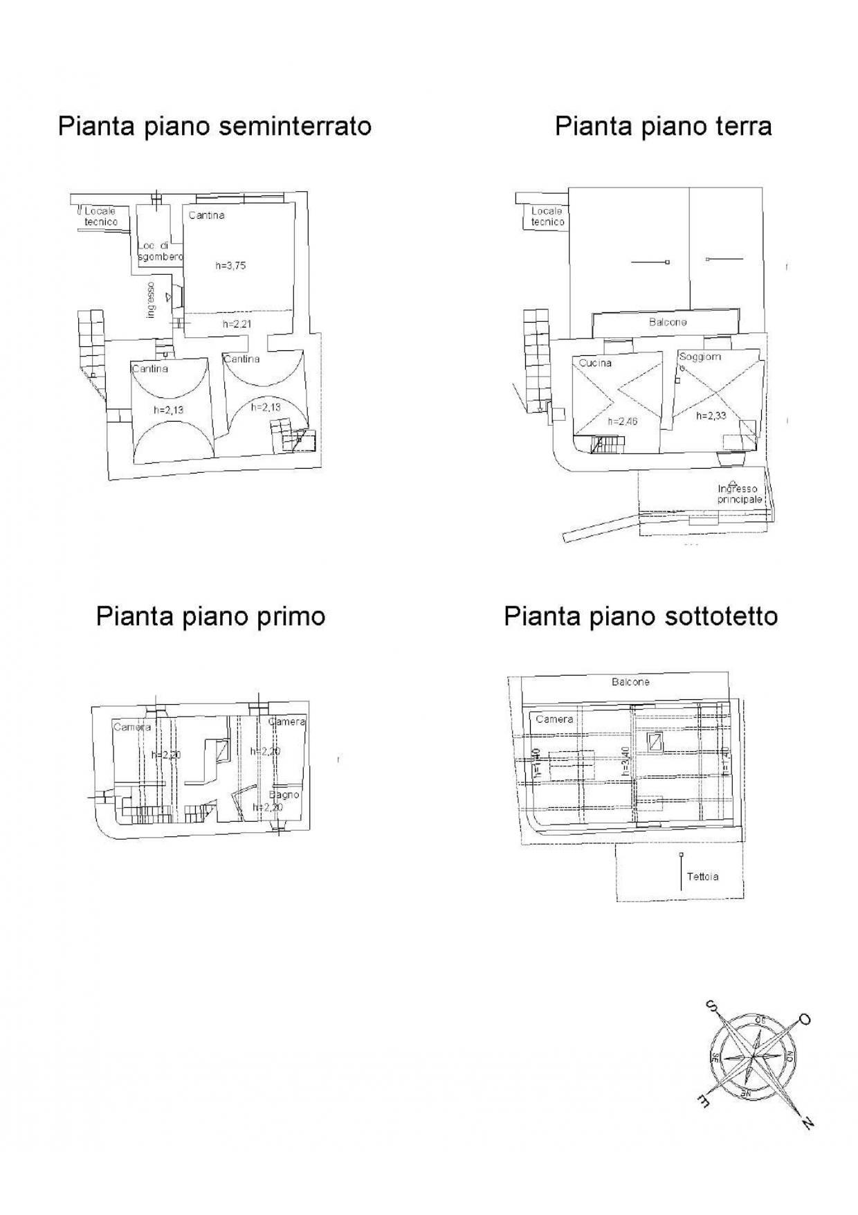 Casa indipendente in Vendita a Cesana Torinese: 5 locali, 180 mq - Foto 21