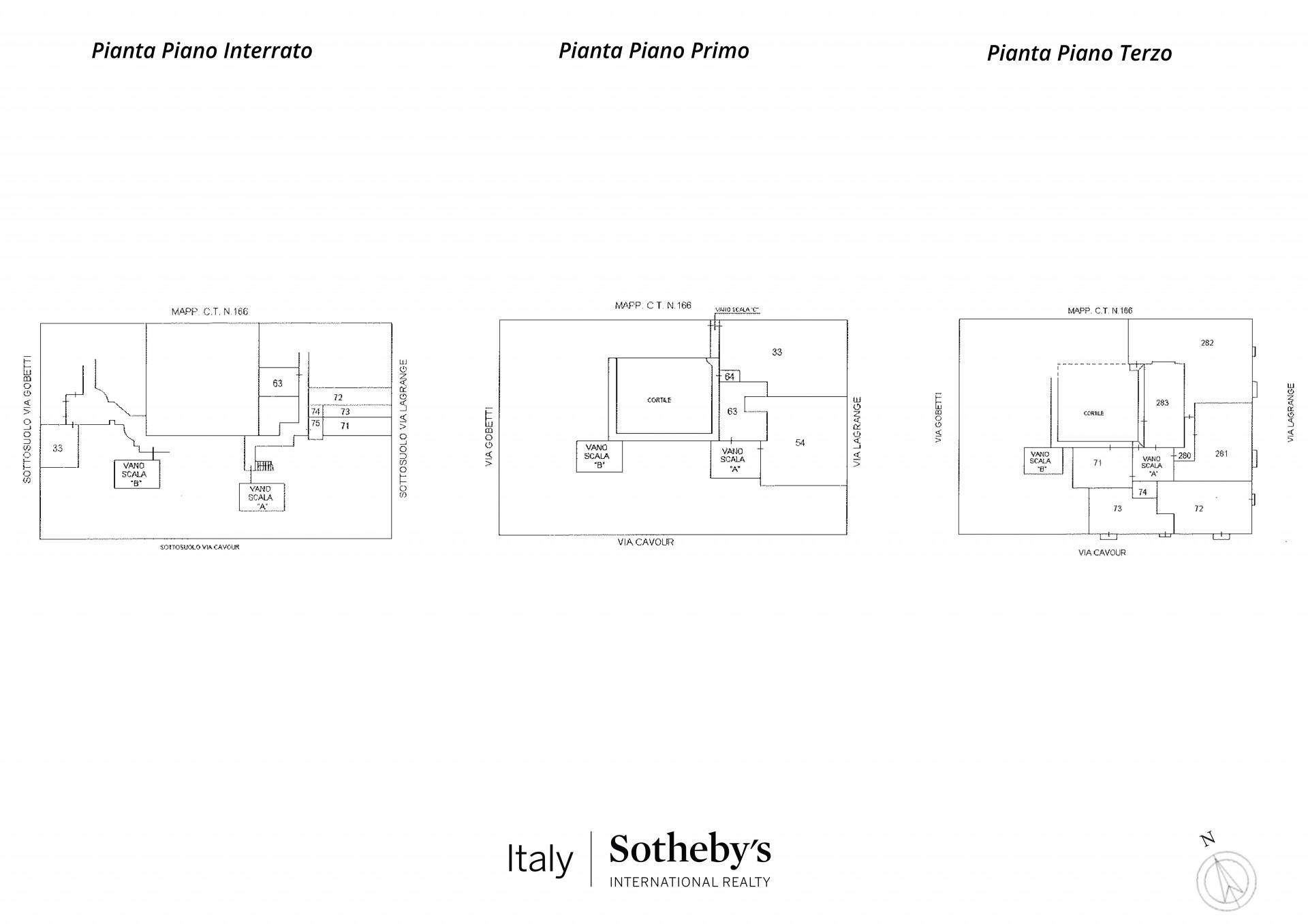 Appartamento in Affitto a Torino: 3 locali, 86 mq - Foto 22