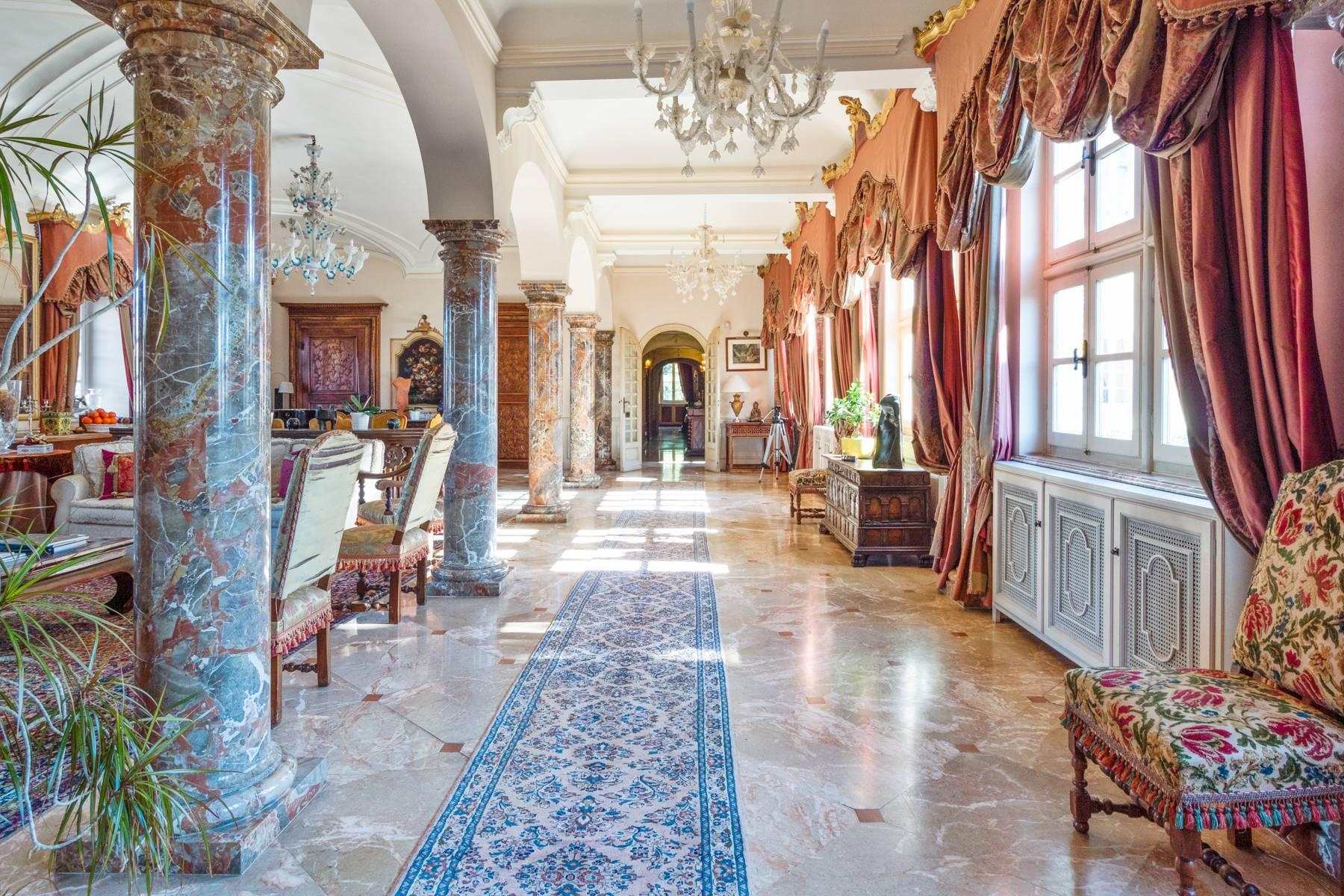 Villa in Vendita a Pino Torinese: 5 locali, 2087 mq - Foto 4