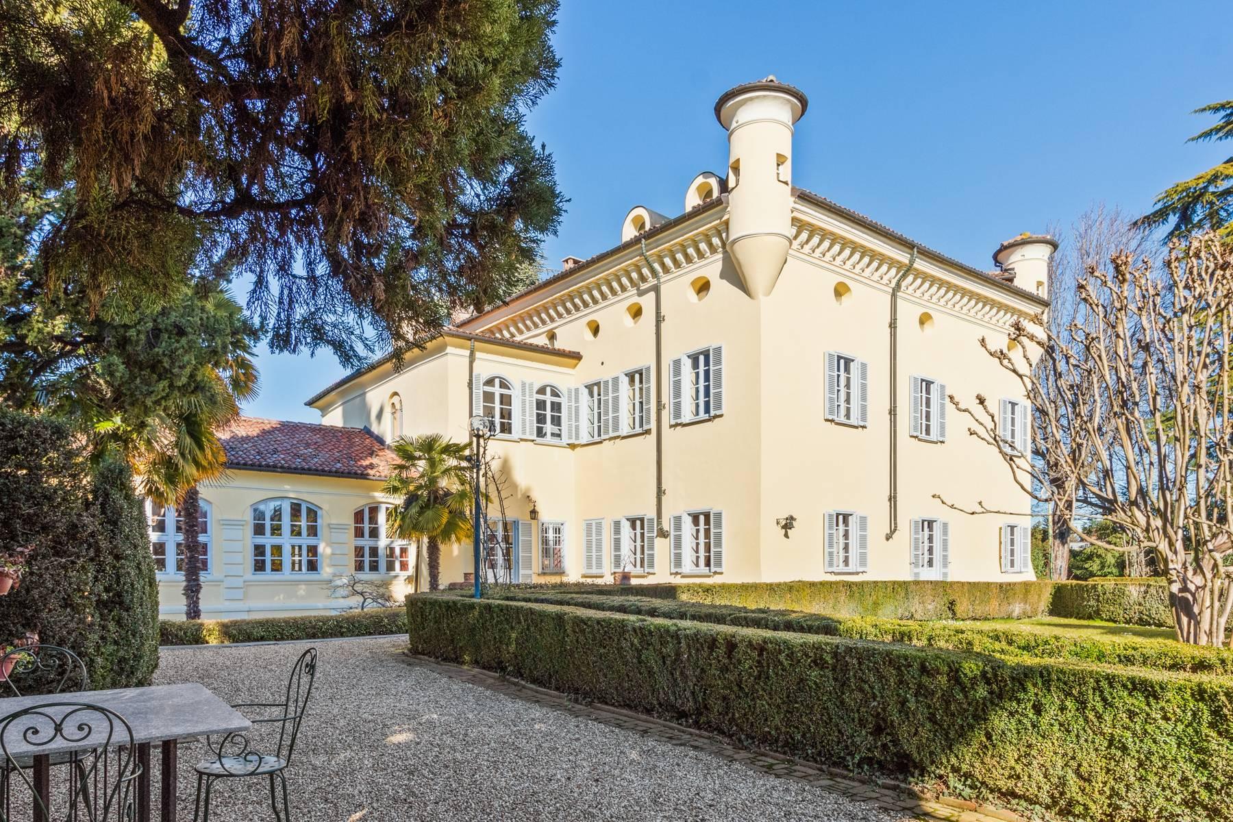 Villa in Vendita a Pino Torinese: 5 locali, 2087 mq - Foto 8
