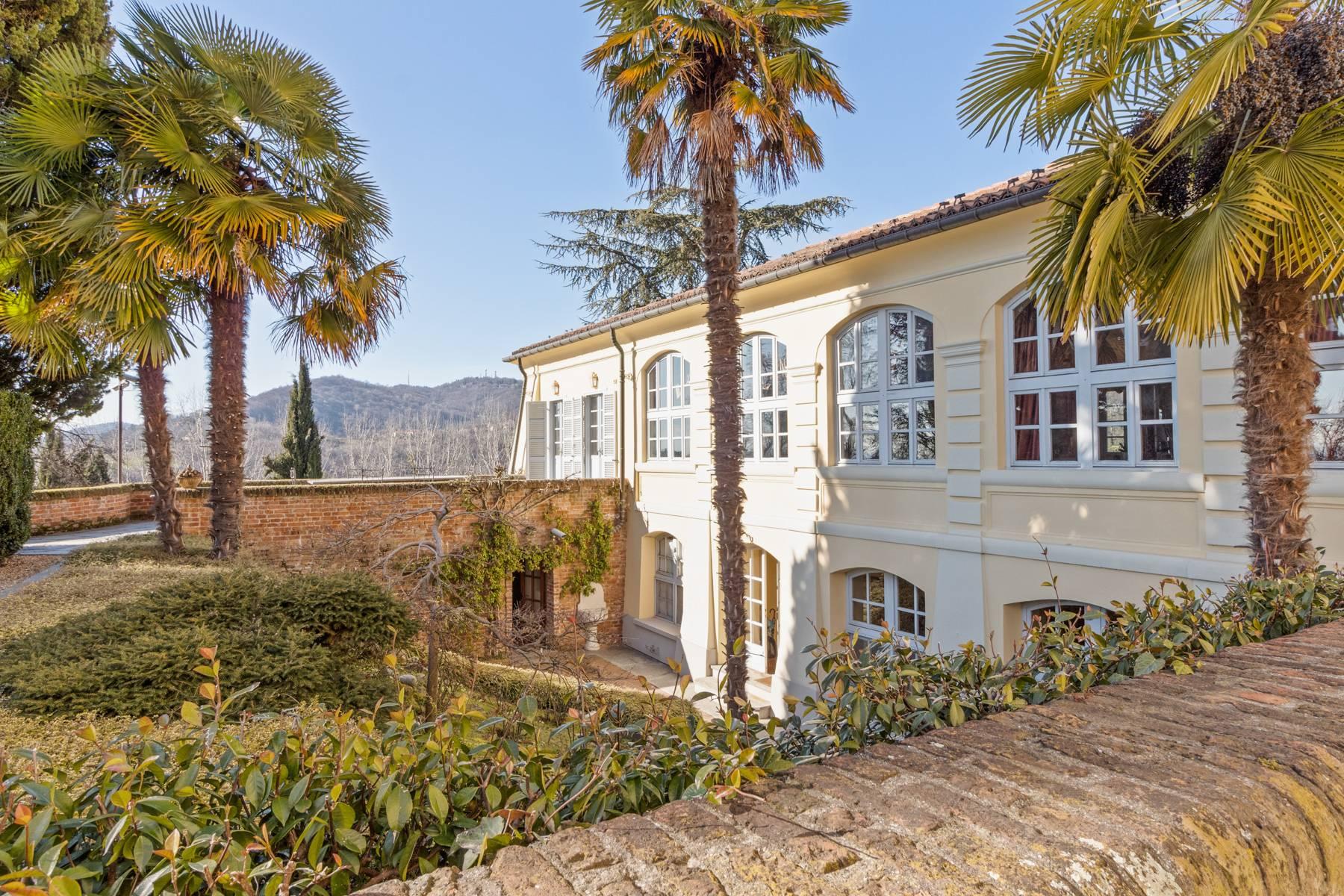 Villa in Vendita a Pino Torinese: 5 locali, 2087 mq - Foto 16