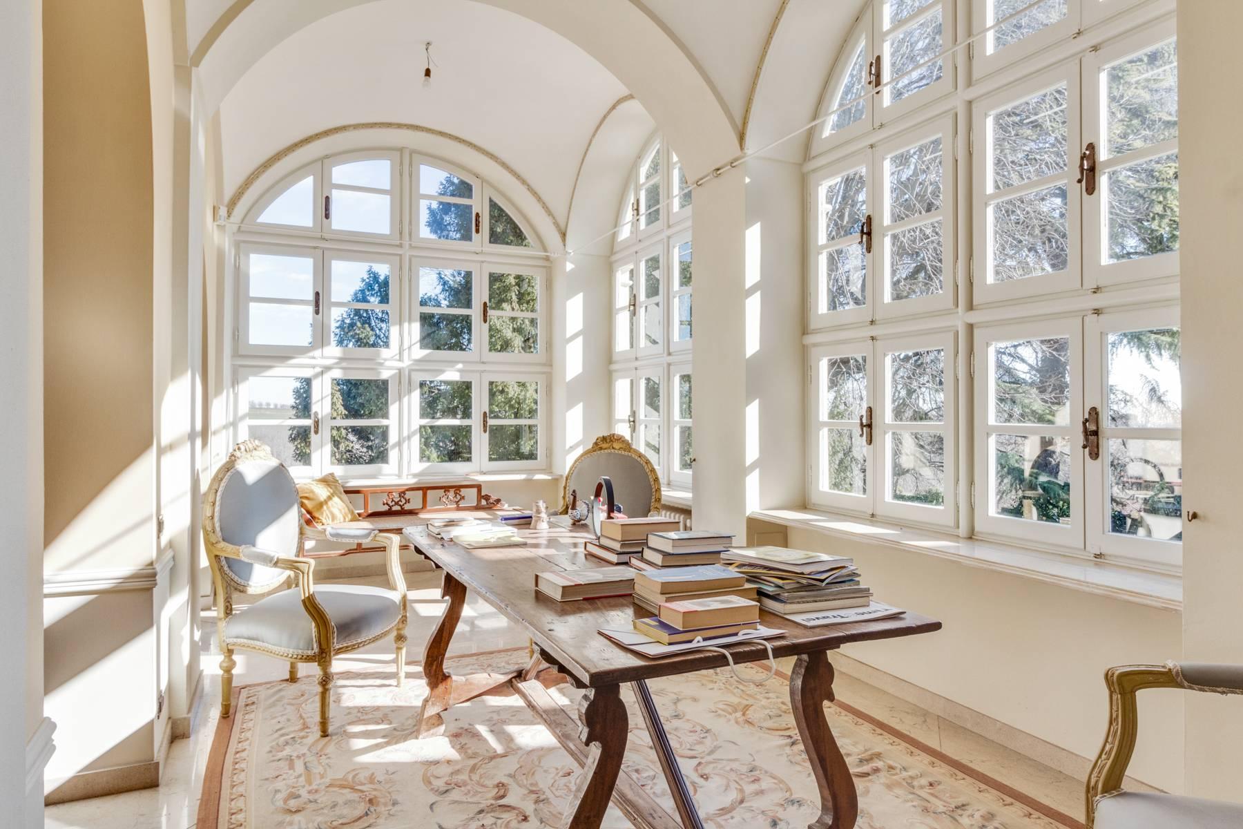 Villa in Vendita a Pino Torinese: 5 locali, 2087 mq - Foto 5