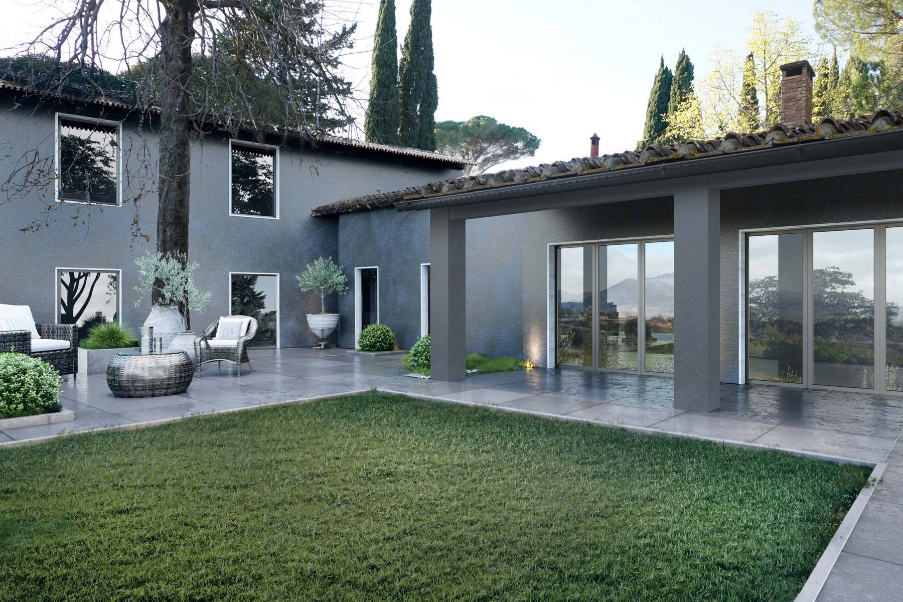 Casa indipendente in Vendita a Greve In Chianti: 5 locali, 450 mq - Foto 2