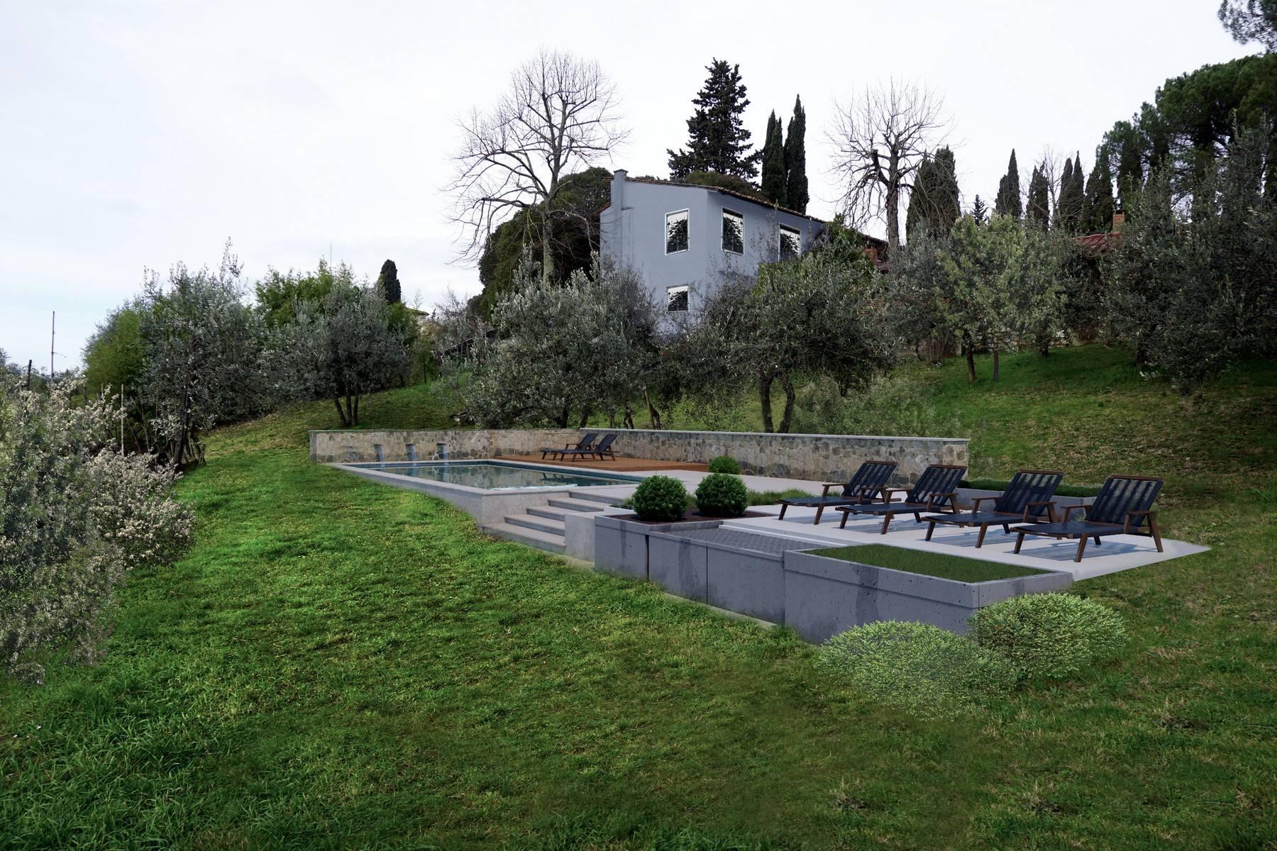Casa indipendente in Vendita a Greve In Chianti: 5 locali, 450 mq - Foto 5