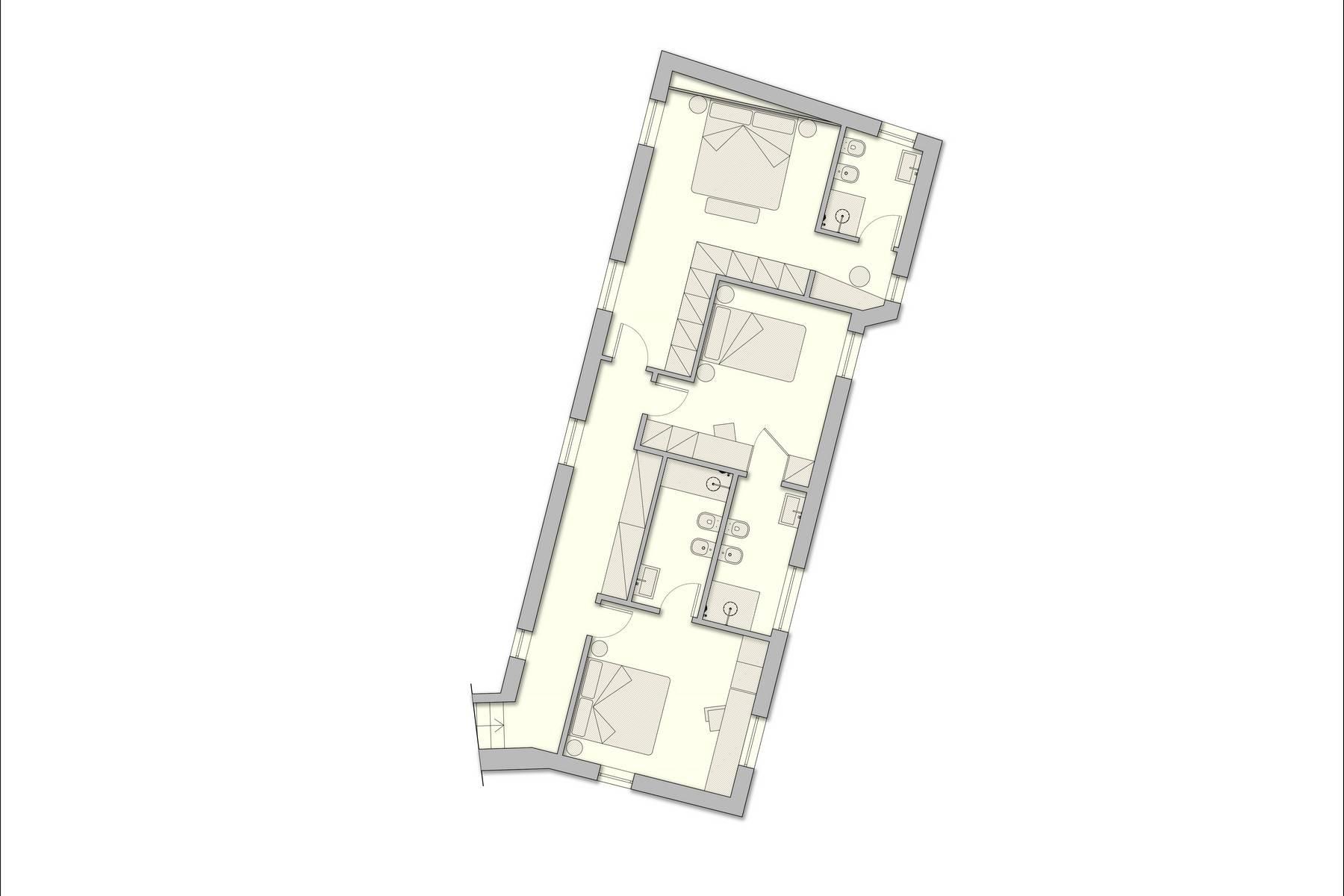 Casa indipendente in Vendita a Greve In Chianti: 5 locali, 450 mq - Foto 19