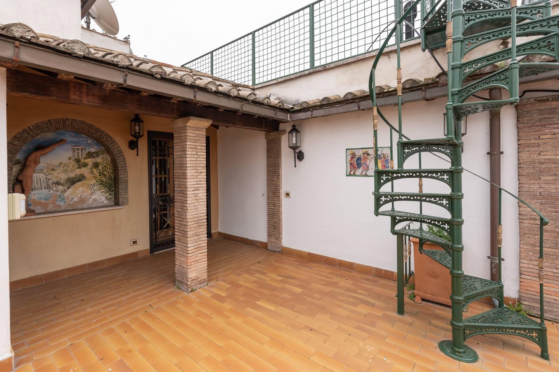 Attico in Affitto a Roma: 5 locali, 250 mq - Foto 14