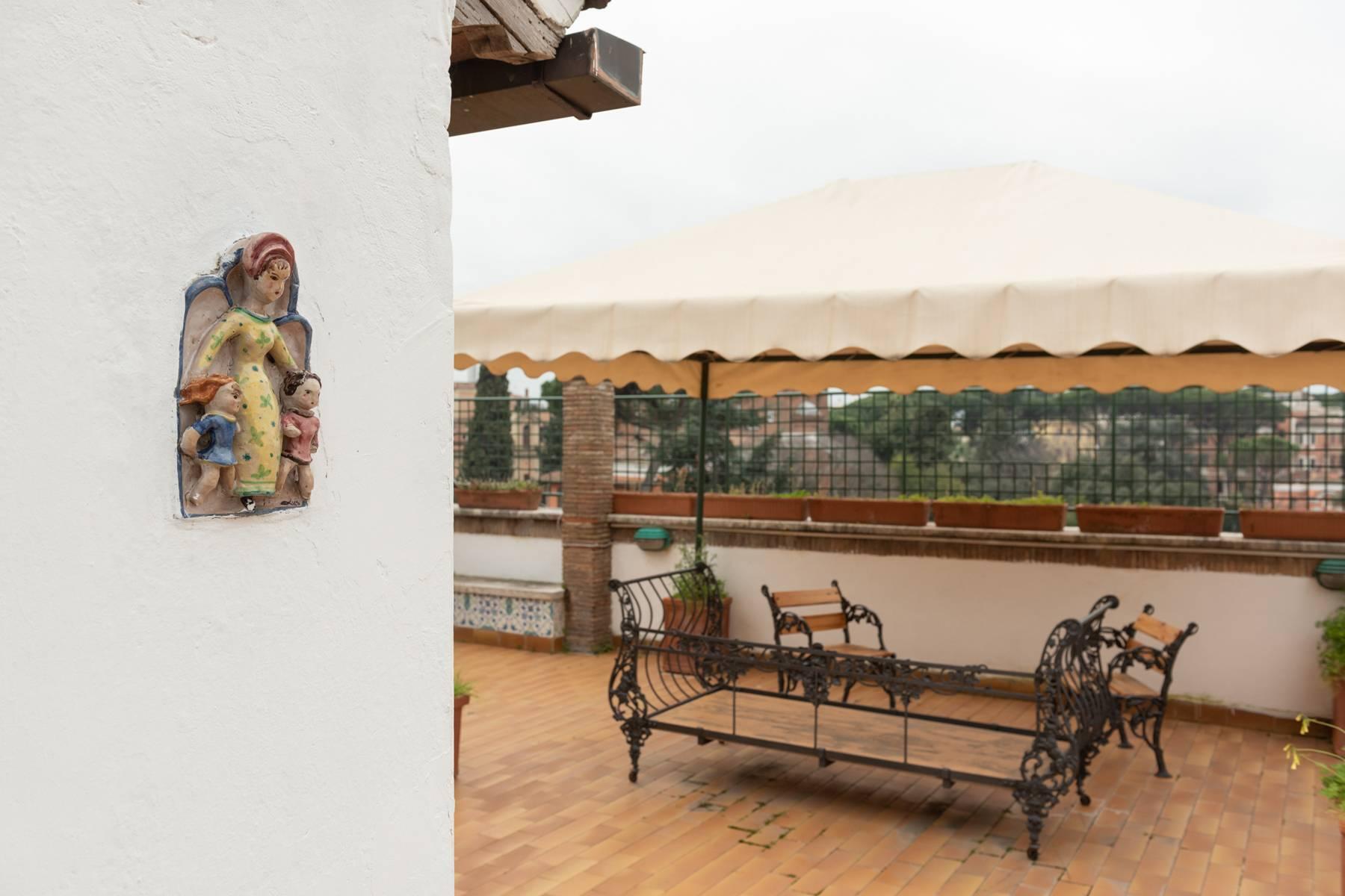Attico in Affitto a Roma: 5 locali, 250 mq - Foto 13