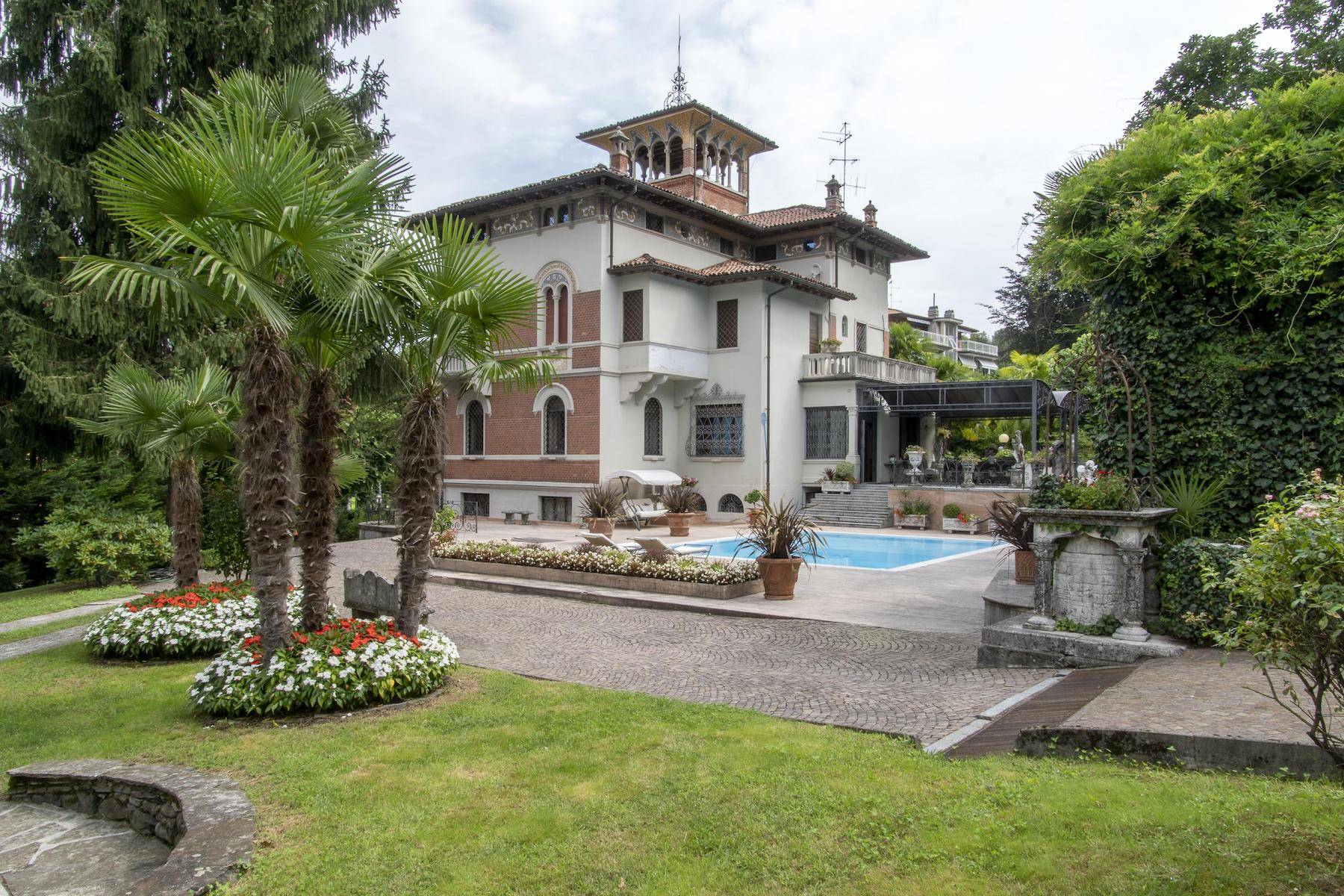 Villa in Vendita a Stresa: 5 locali, 700 mq - Foto 10