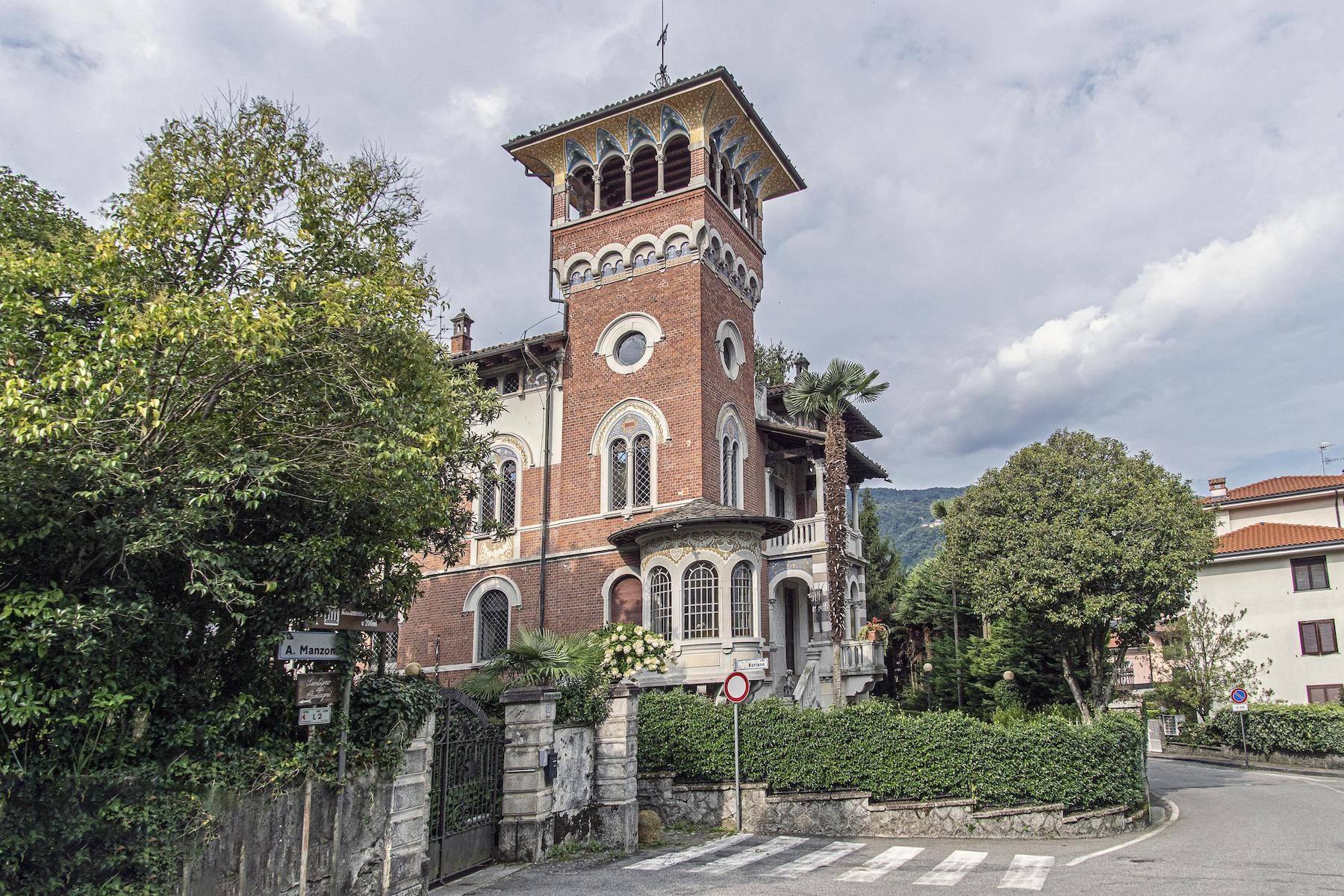 Villa in Vendita a Stresa: 5 locali, 700 mq - Foto 5