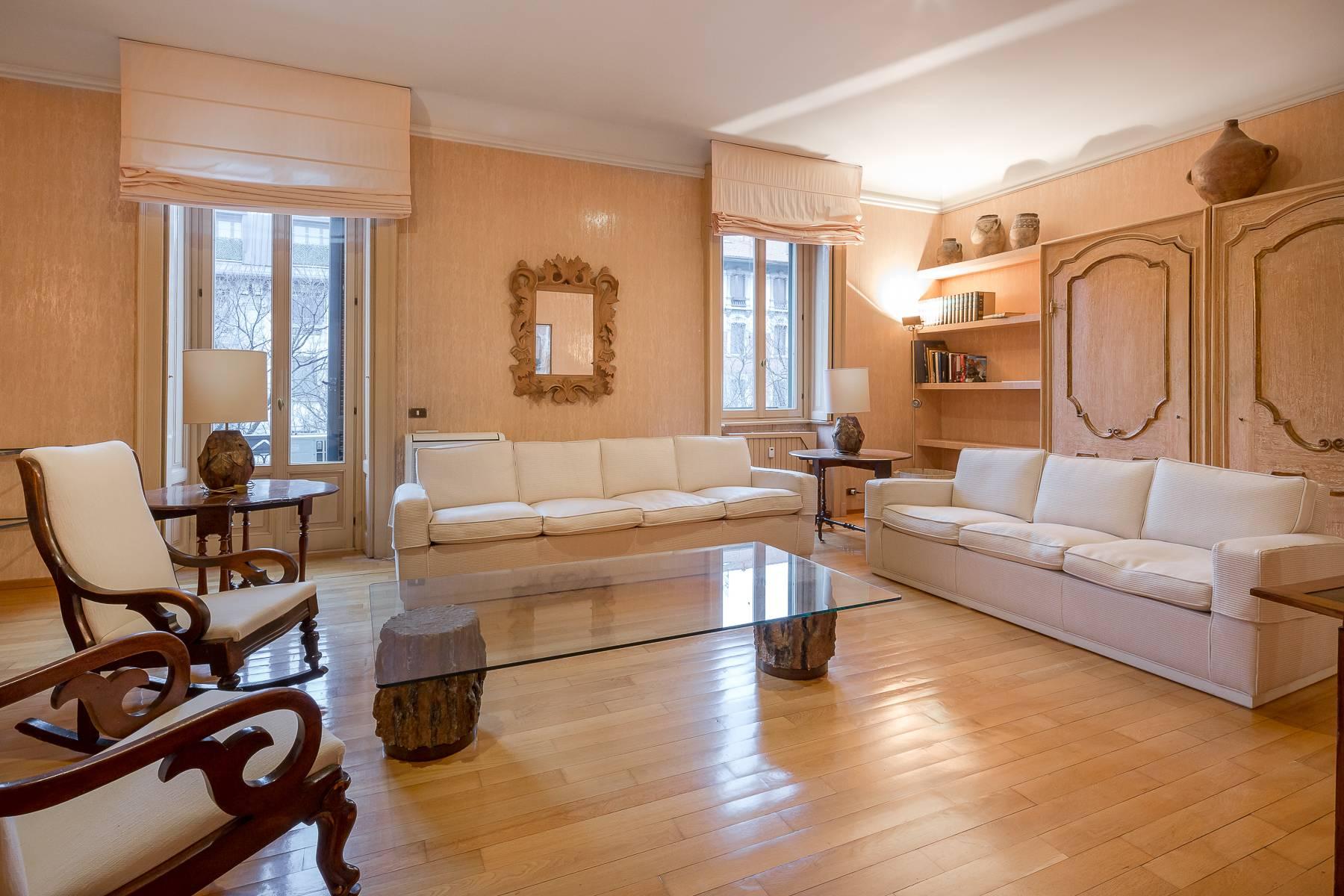 Appartamento in Affitto a Milano: 4 locali, 160 mq - Foto 1