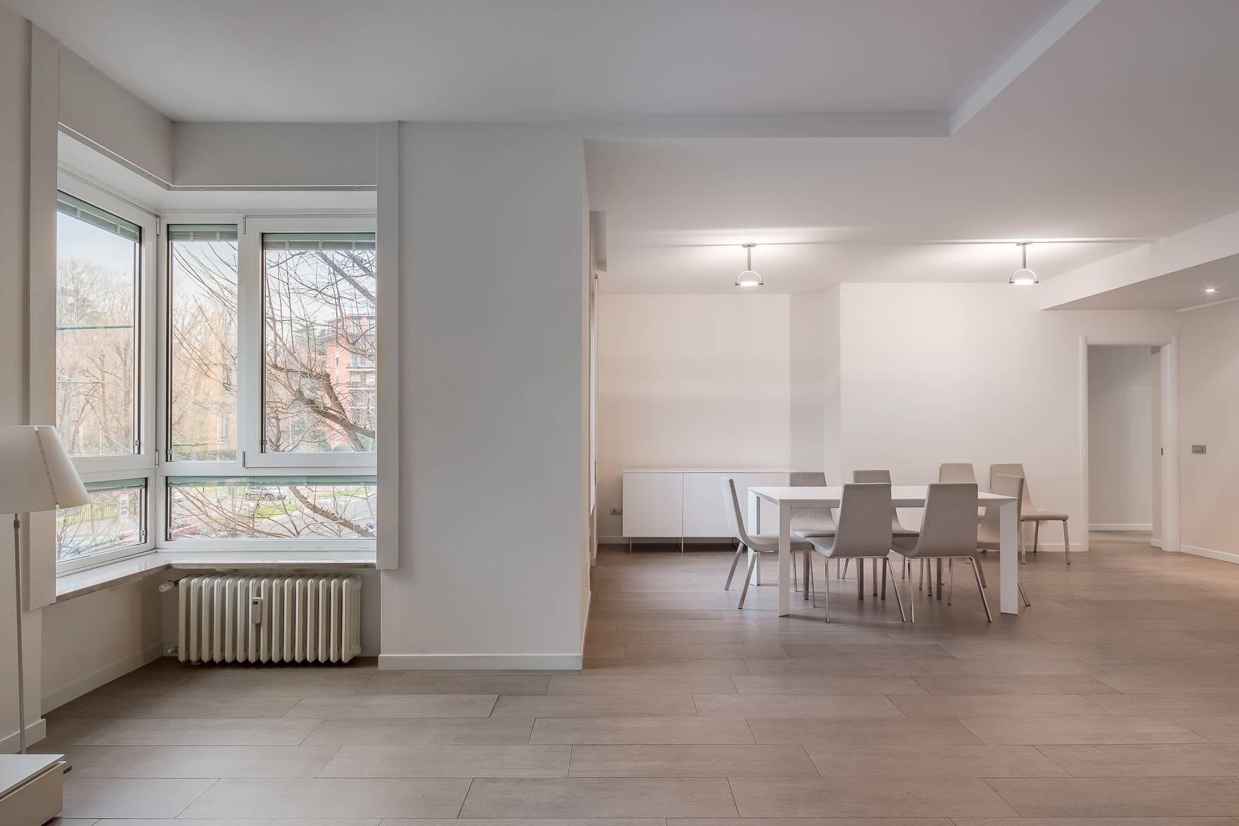 Appartamento in Affitto a Milano via monte rosa