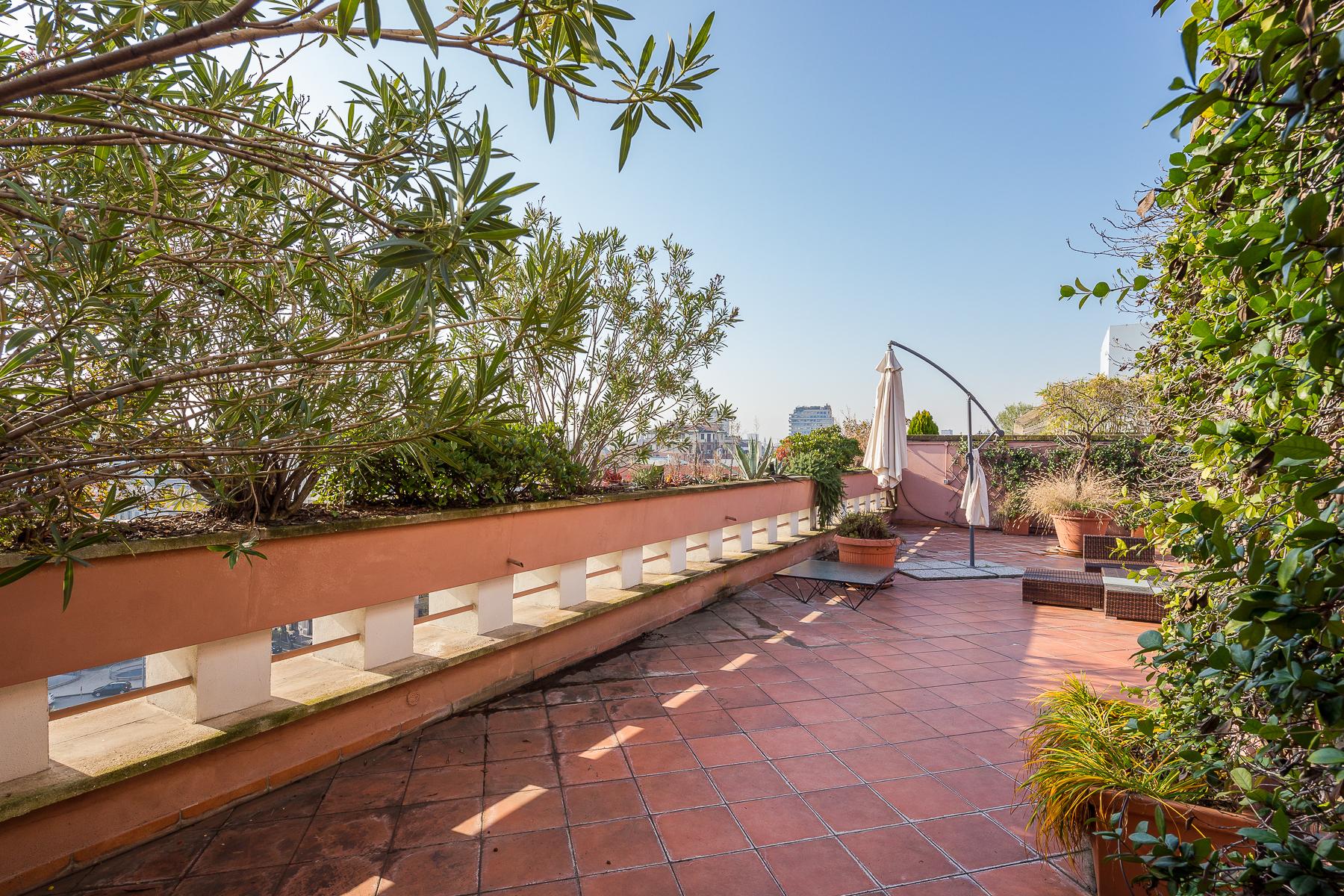 Appartamento in Affitto a Milano: 5 locali, 150 mq - Foto 22