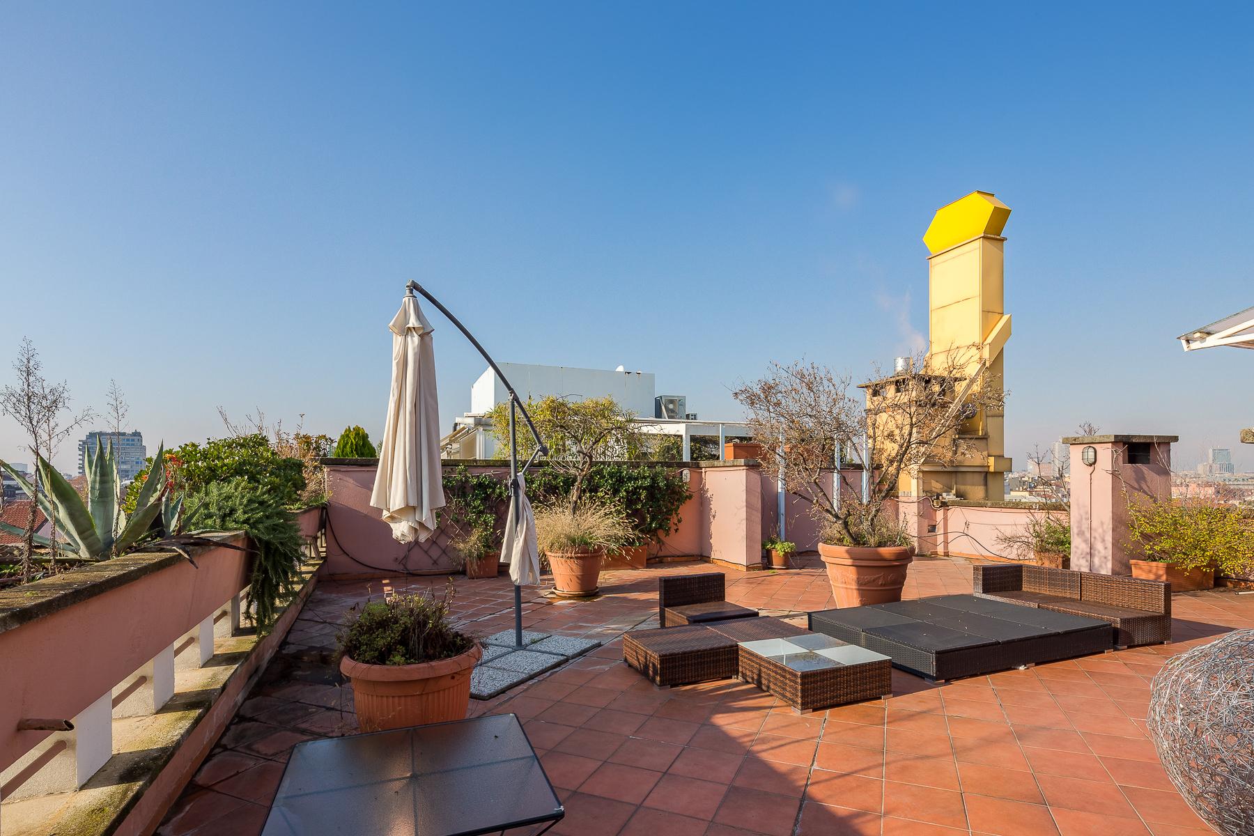 Appartamento in Affitto a Milano: 5 locali, 150 mq - Foto 12