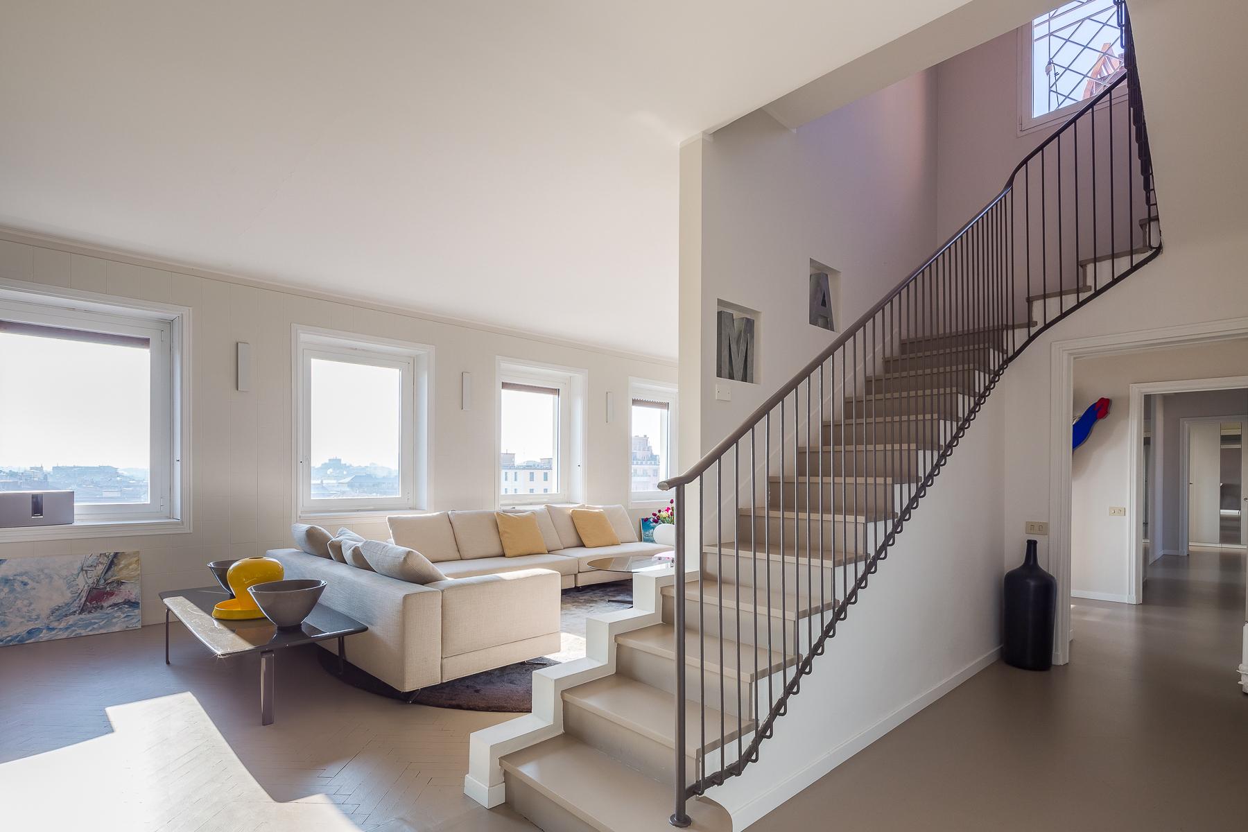 Appartamento in Affitto a Milano: 5 locali, 150 mq - Foto 7