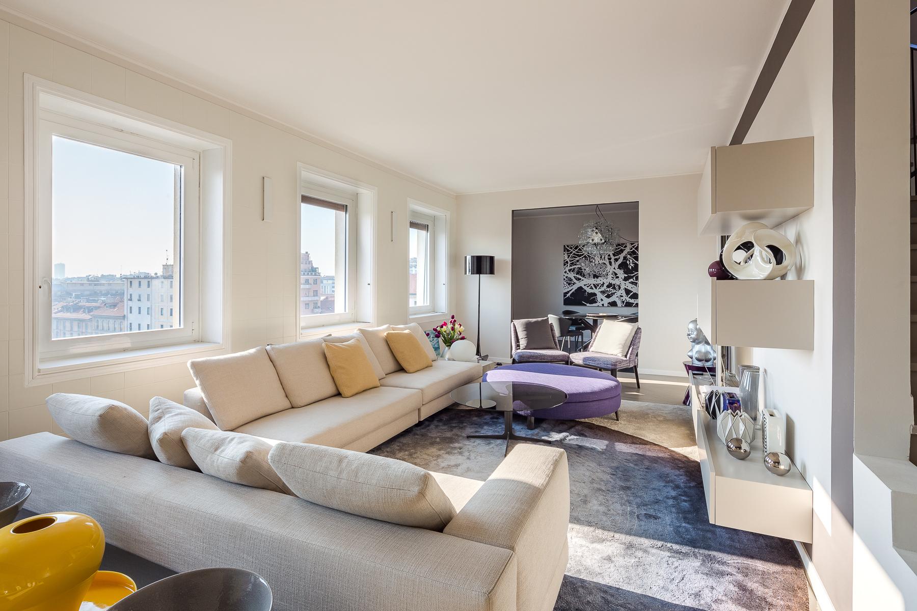 Appartamento in Affitto a Milano: 5 locali, 150 mq - Foto 8
