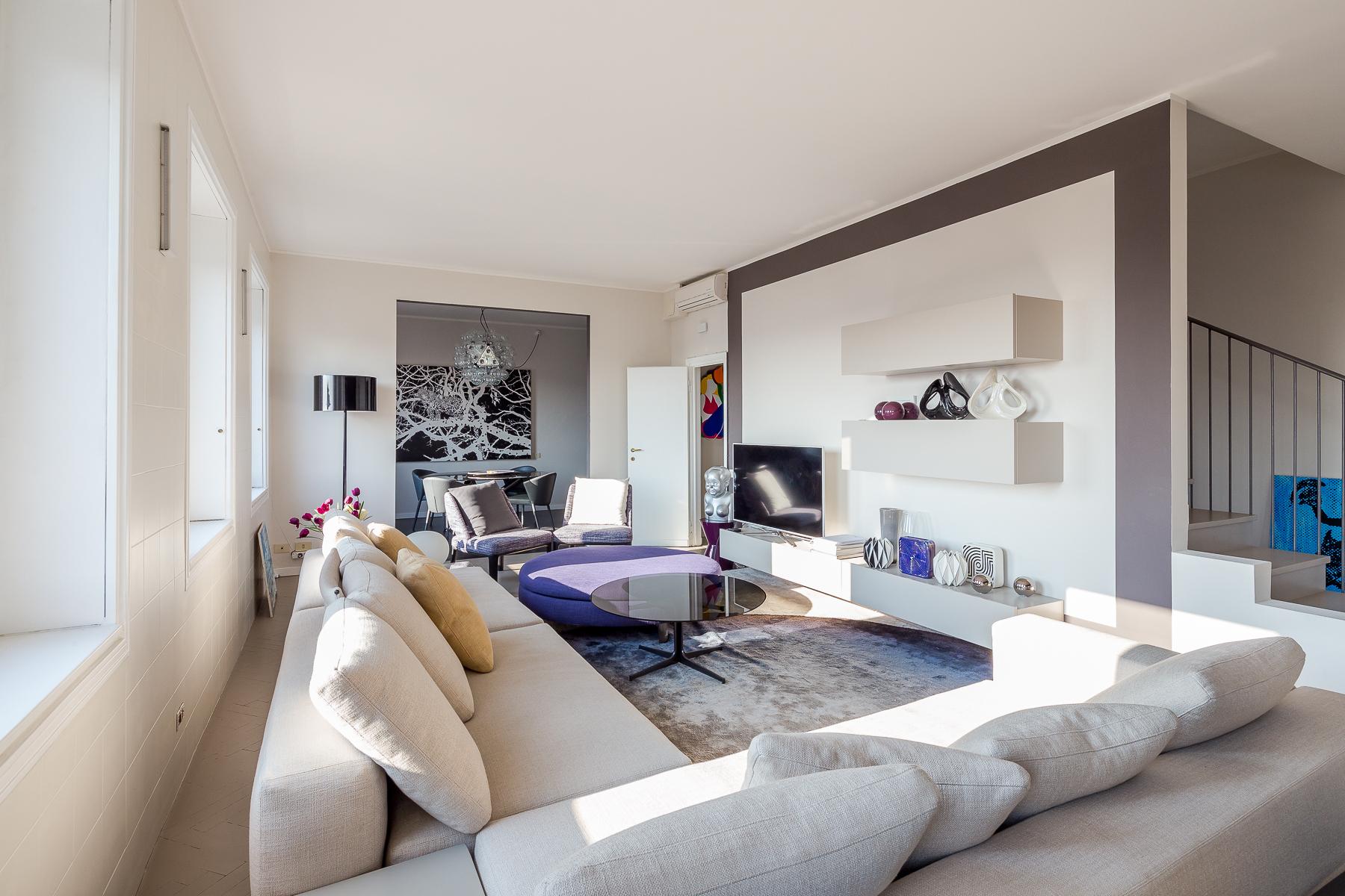Appartamento in Affitto a Milano: 5 locali, 150 mq - Foto 2