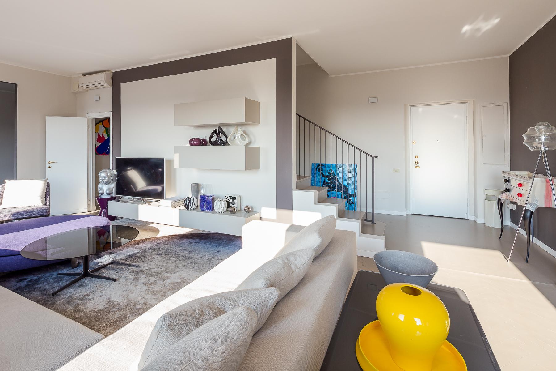 Appartamento in Affitto a Milano: 5 locali, 150 mq - Foto 4
