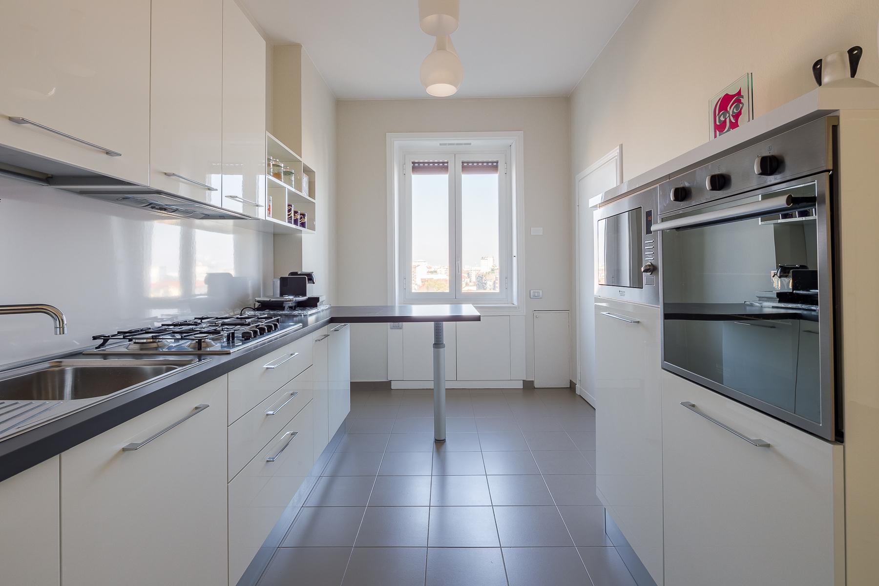 Appartamento in Affitto a Milano: 5 locali, 150 mq - Foto 9