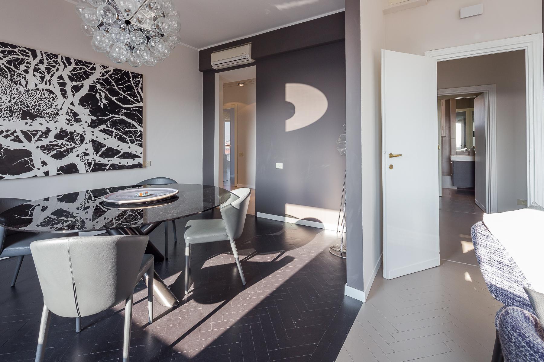 Appartamento in Affitto a Milano: 5 locali, 150 mq - Foto 5