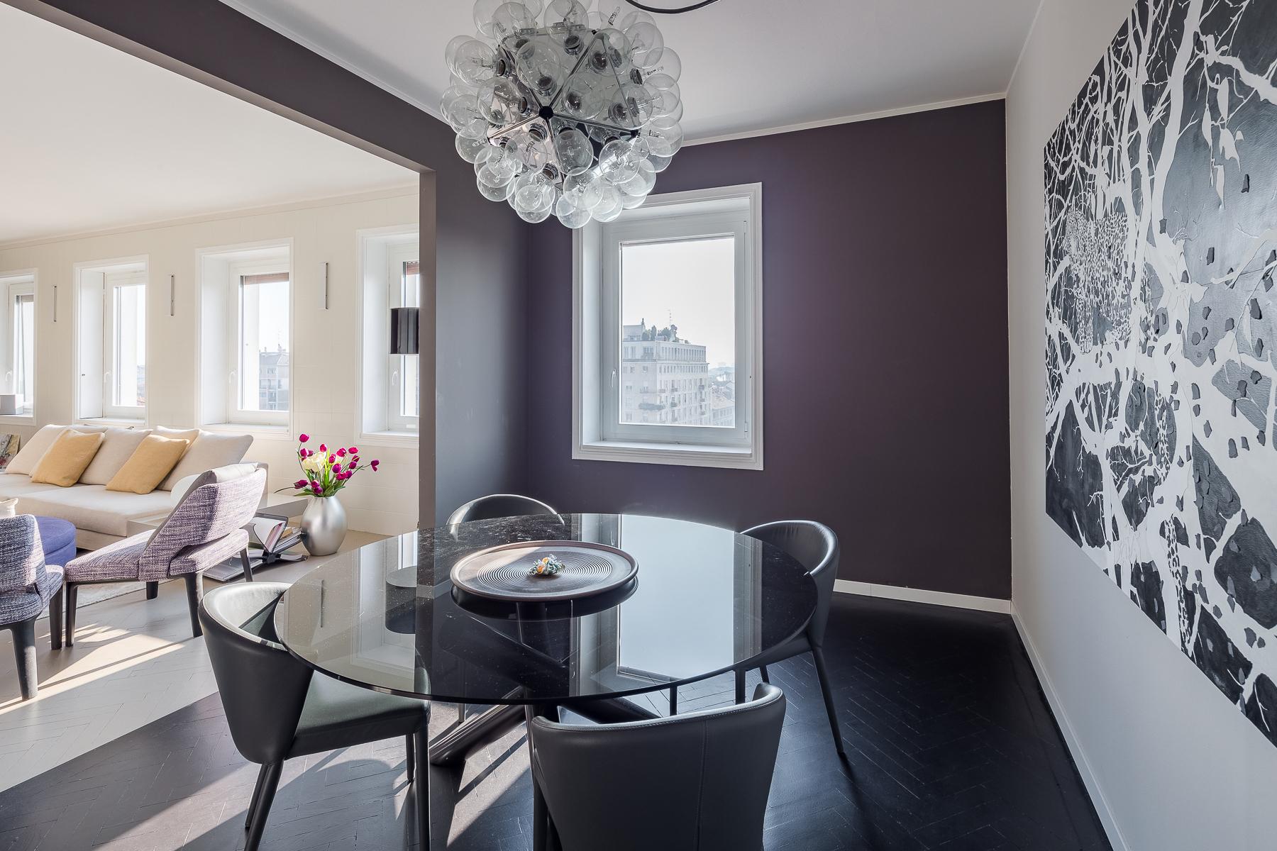 Appartamento in Affitto a Milano: 5 locali, 150 mq - Foto 10