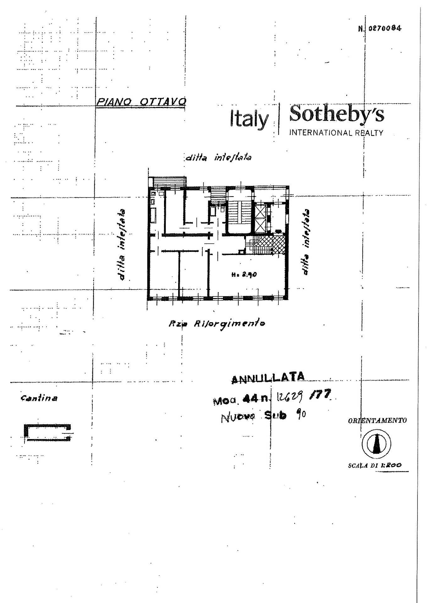 Appartamento in Affitto a Milano: 5 locali, 150 mq - Foto 26