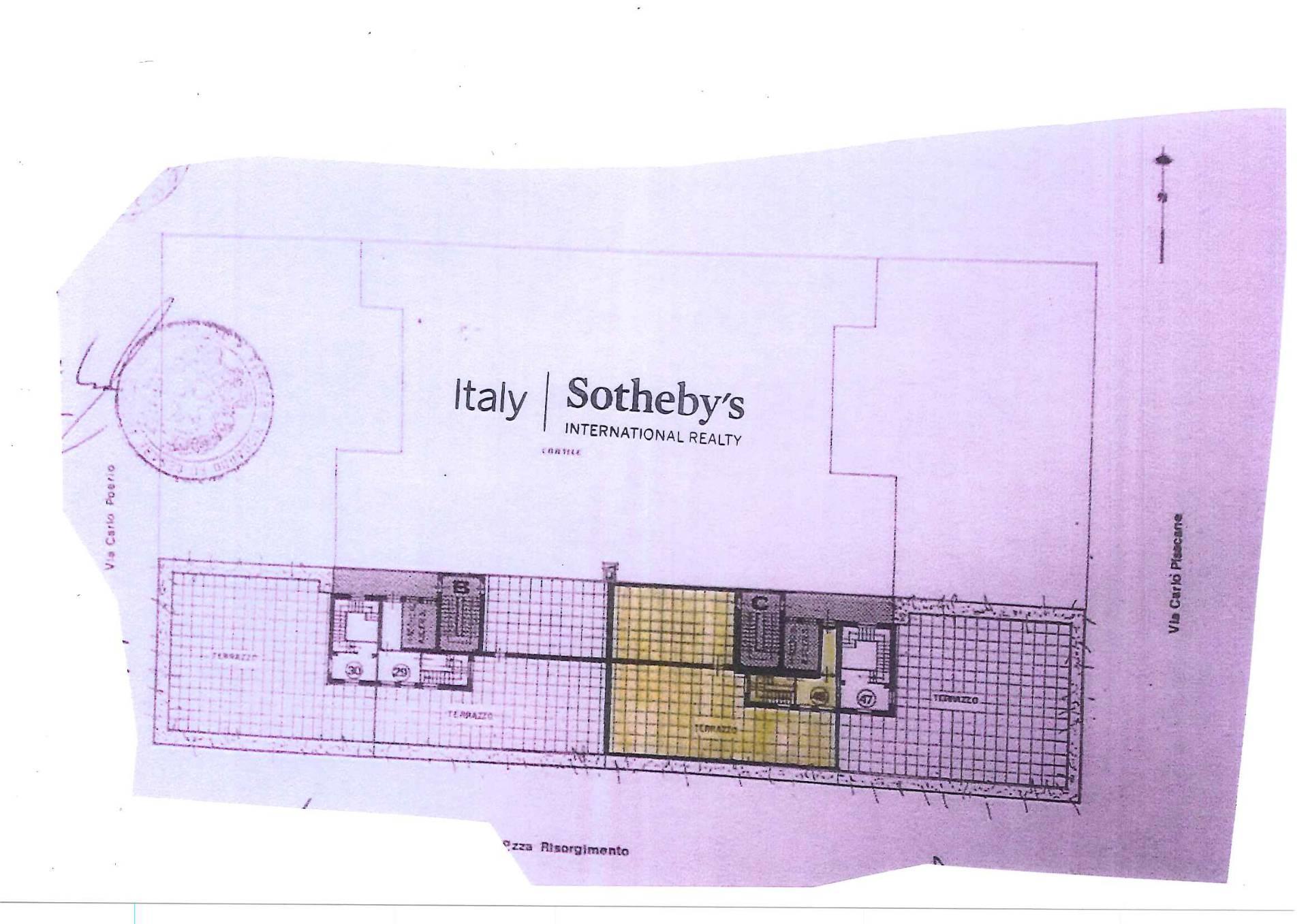 Appartamento in Affitto a Milano: 5 locali, 150 mq - Foto 27