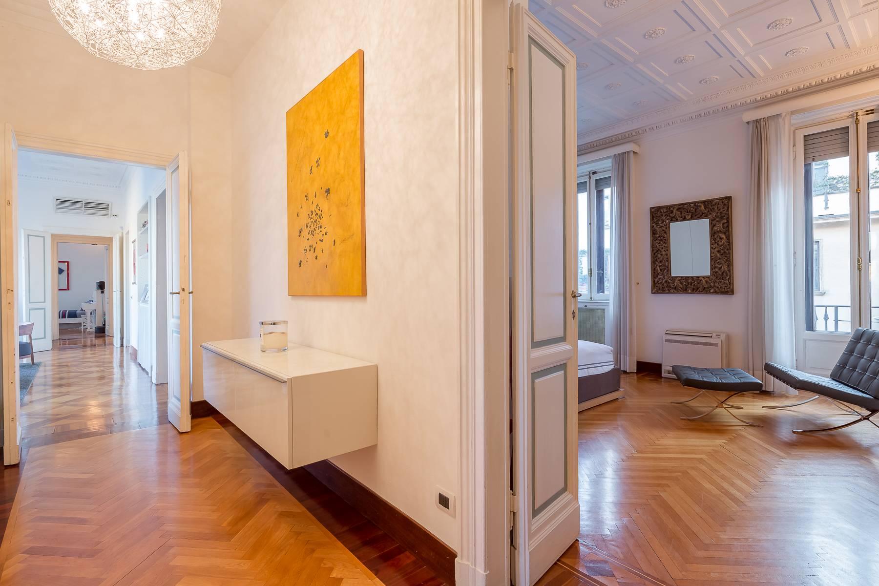 Appartamento in Affitto a Milano: 5 locali, 250 mq - Foto 17