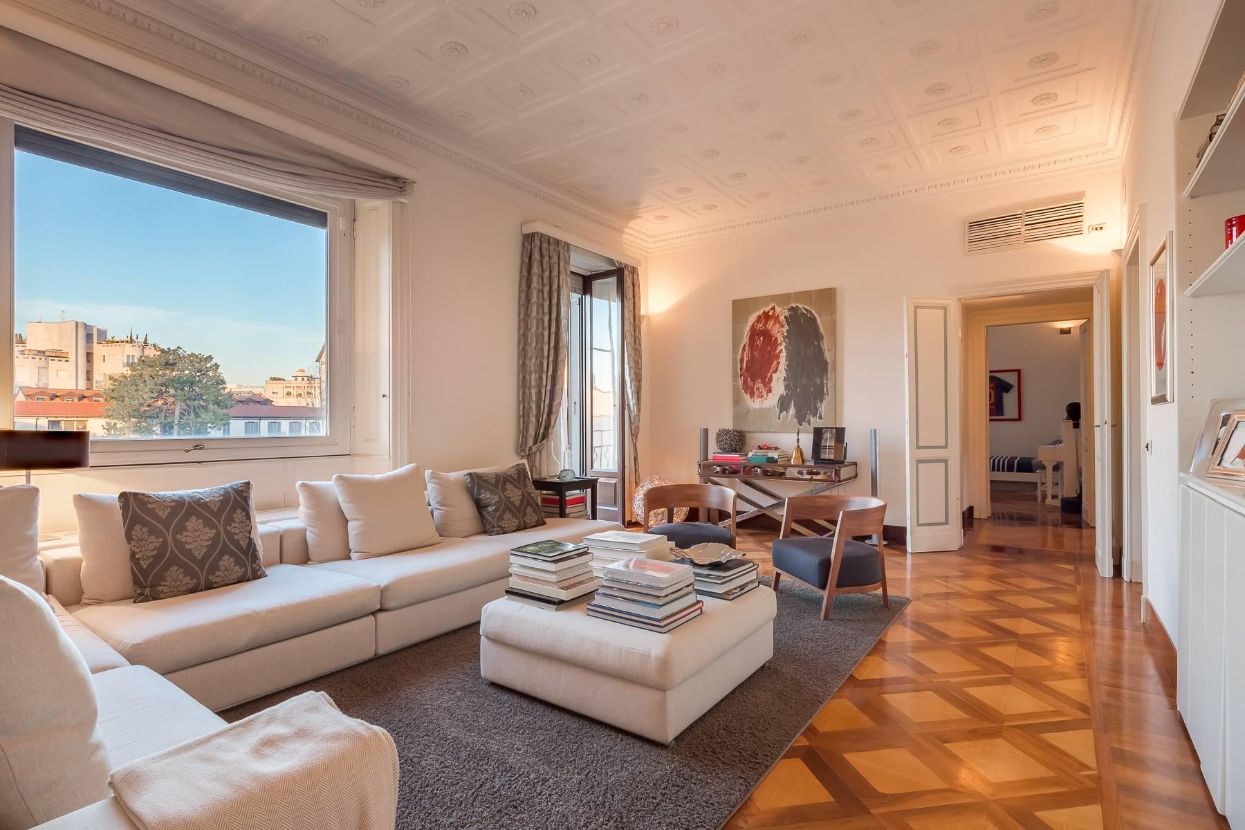 Appartamento in Affitto a Milano via tommaso salvini