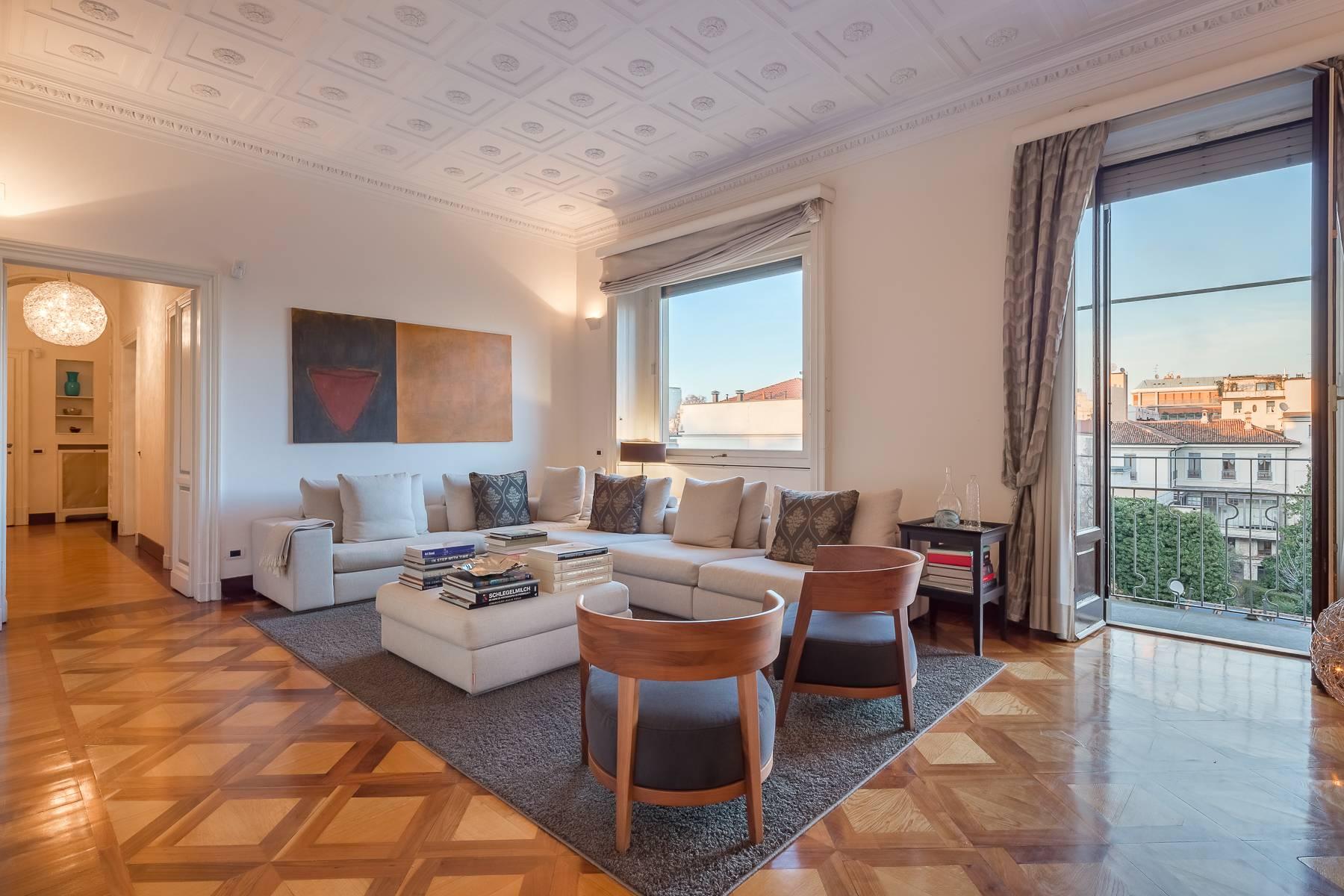 Appartamento in Affitto a Milano: 5 locali, 250 mq - Foto 1
