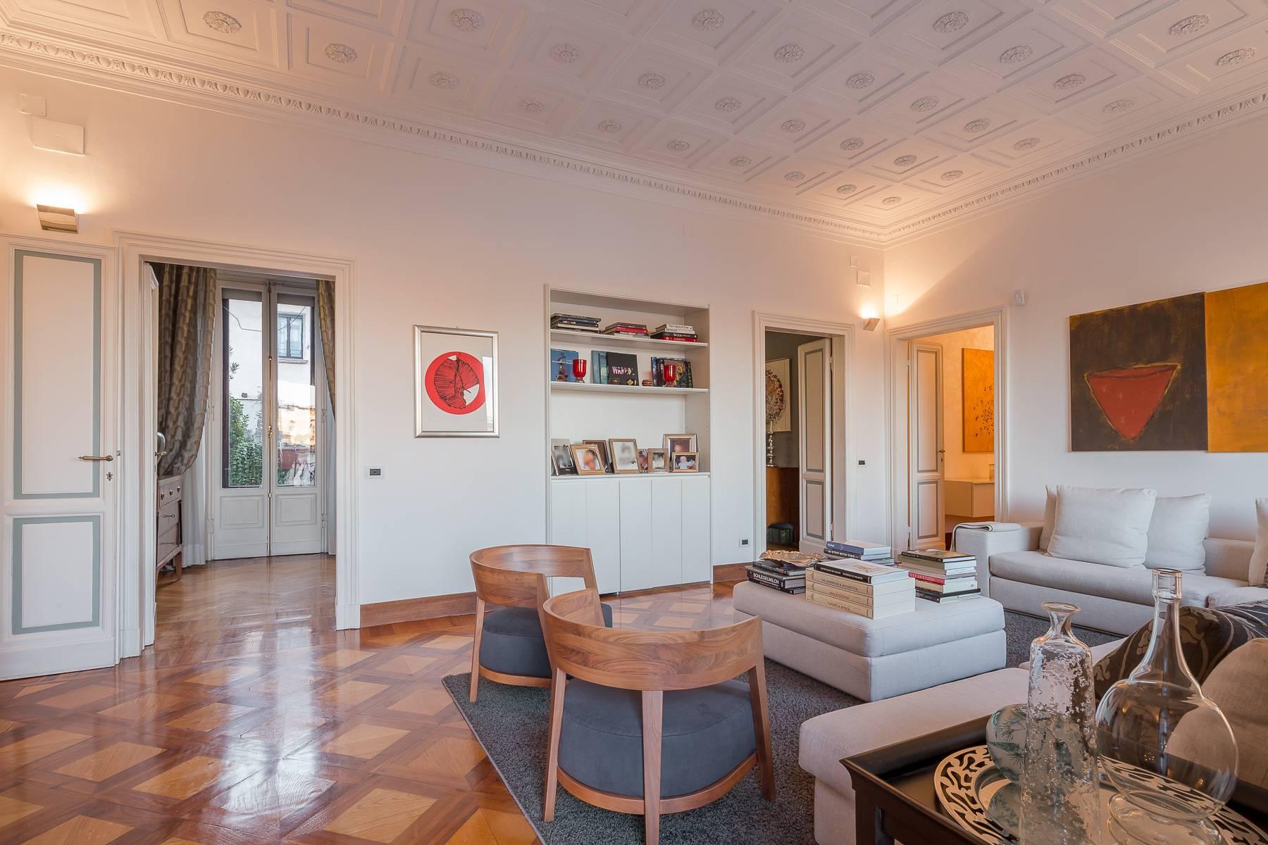 Appartamento in Affitto a Milano: 5 locali, 250 mq - Foto 9