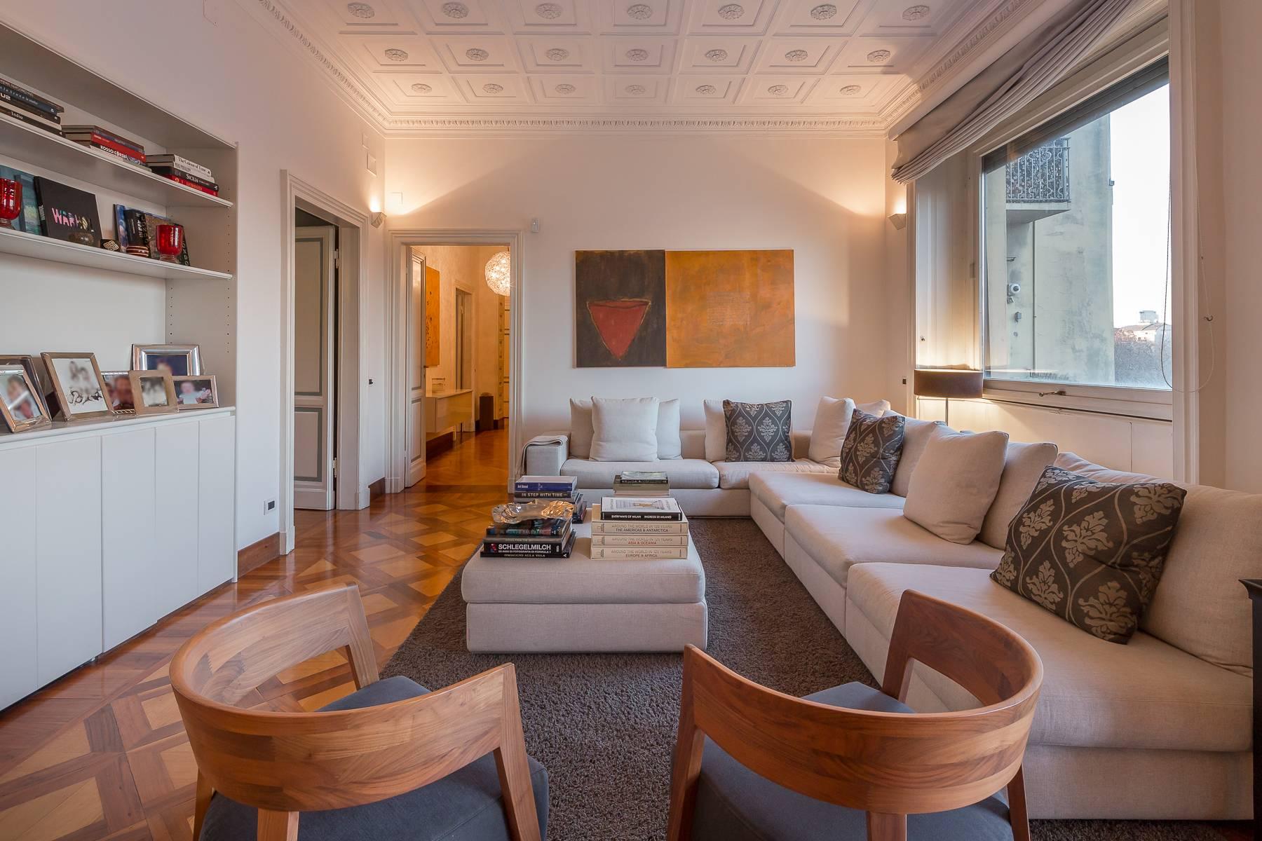 Appartamento in Affitto a Milano: 5 locali, 250 mq - Foto 5